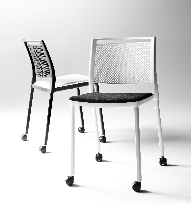 Kool sillas de trabajo altas de forma 5 architonic for Silla glove forma 5
