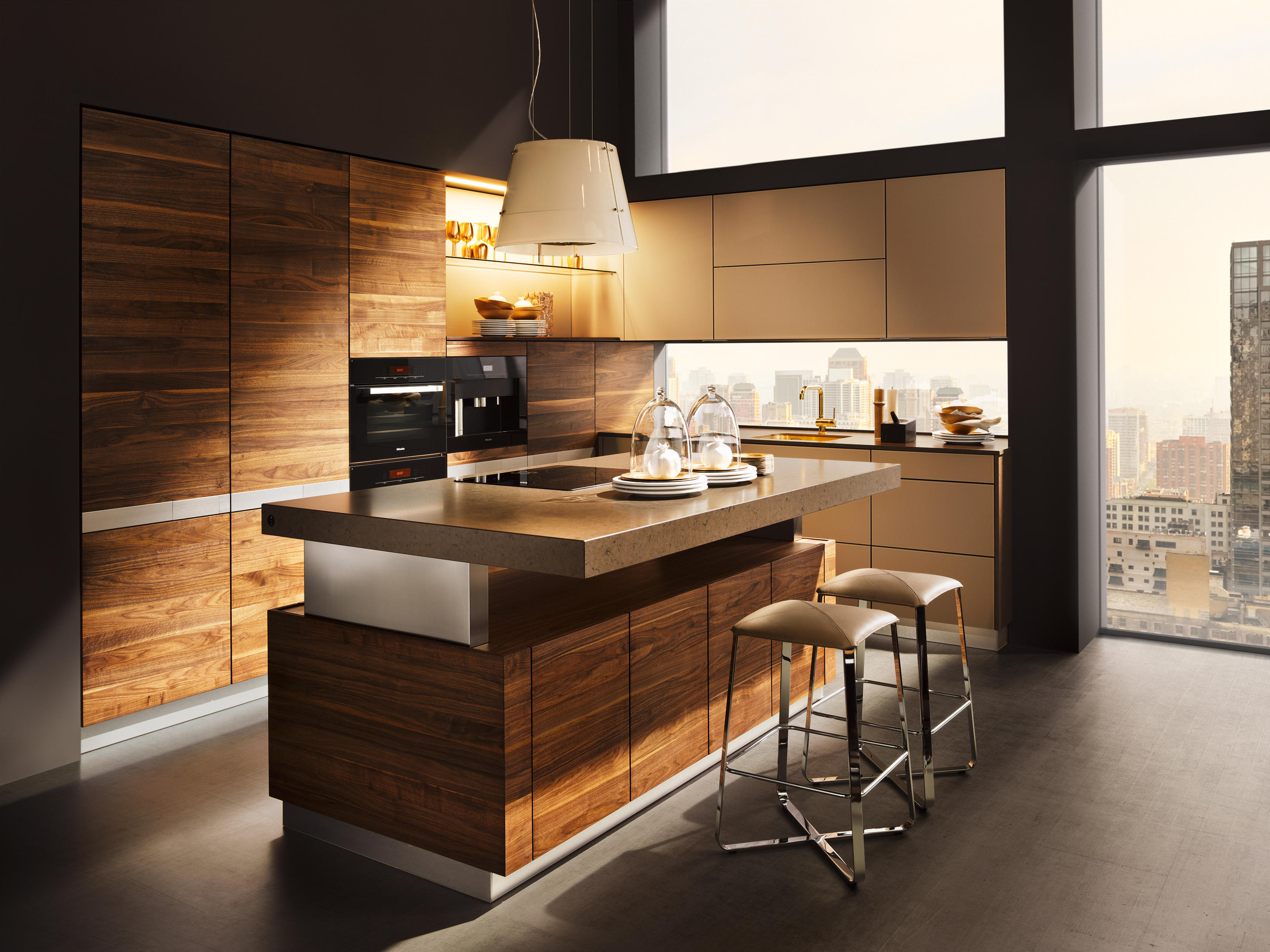 Küche team 7  K7 COOKING ISLAND - Island kitchens from TEAM 7 | Architonic