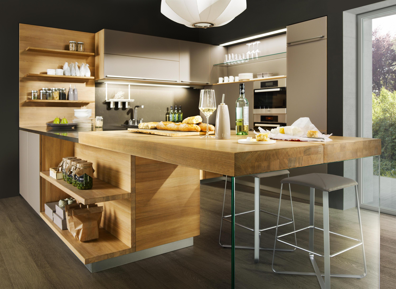 Cucine In Legno Moderne. Great Cucine In Legno With Cucine In ...