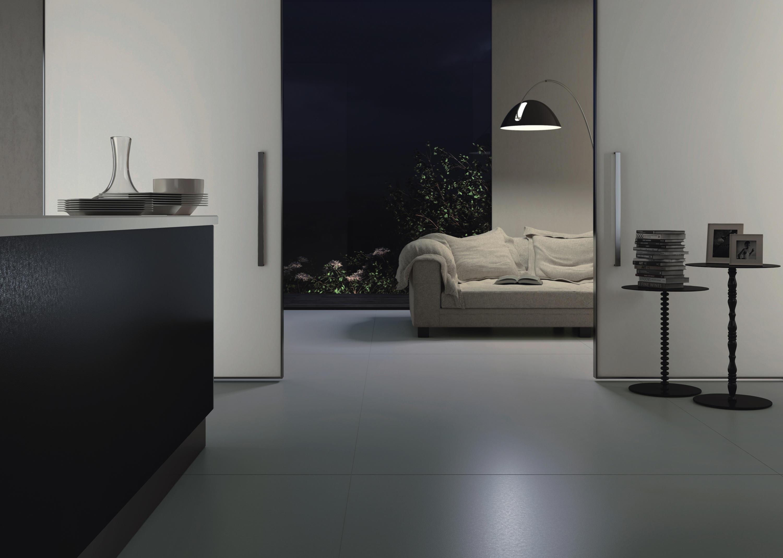 just great super black natur keramik fliesen von porcelaingres architonic. Black Bedroom Furniture Sets. Home Design Ideas