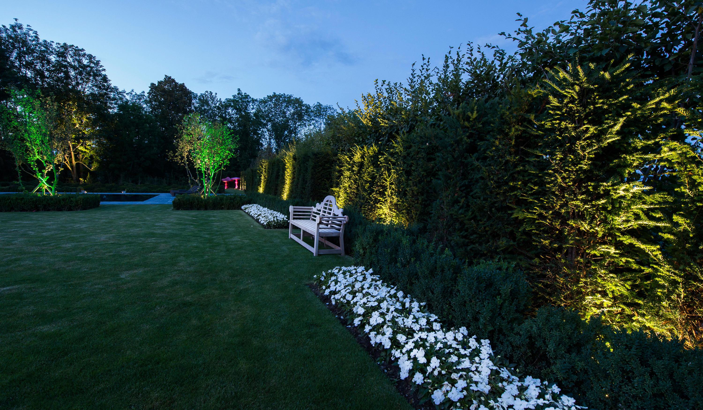 Illuminazione siepe illuminazione terrazze e giardini grmgioielli