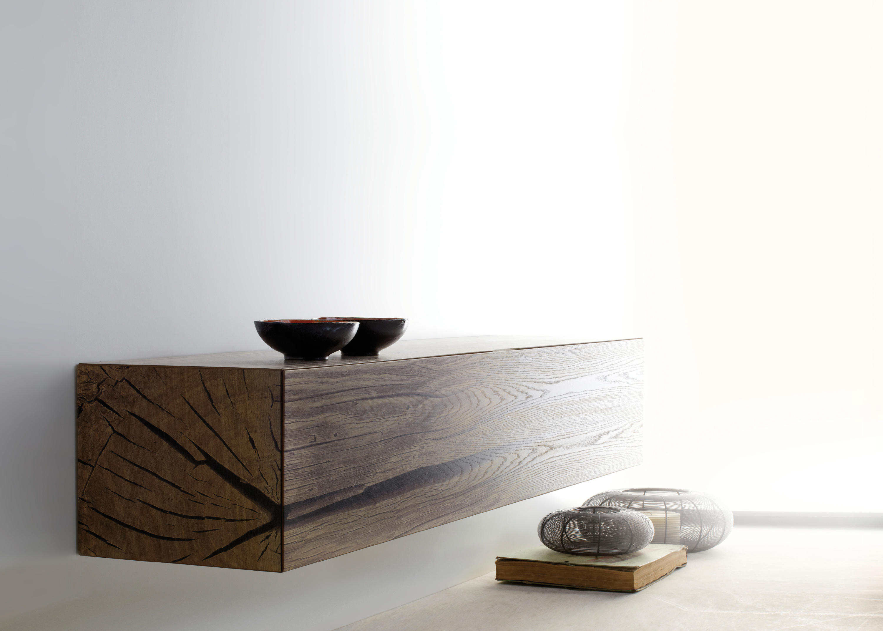 Lowboard hängend holz  BOX SILENCE SIDEBOARD - Sideboards / Kommoden von Morizza | Architonic