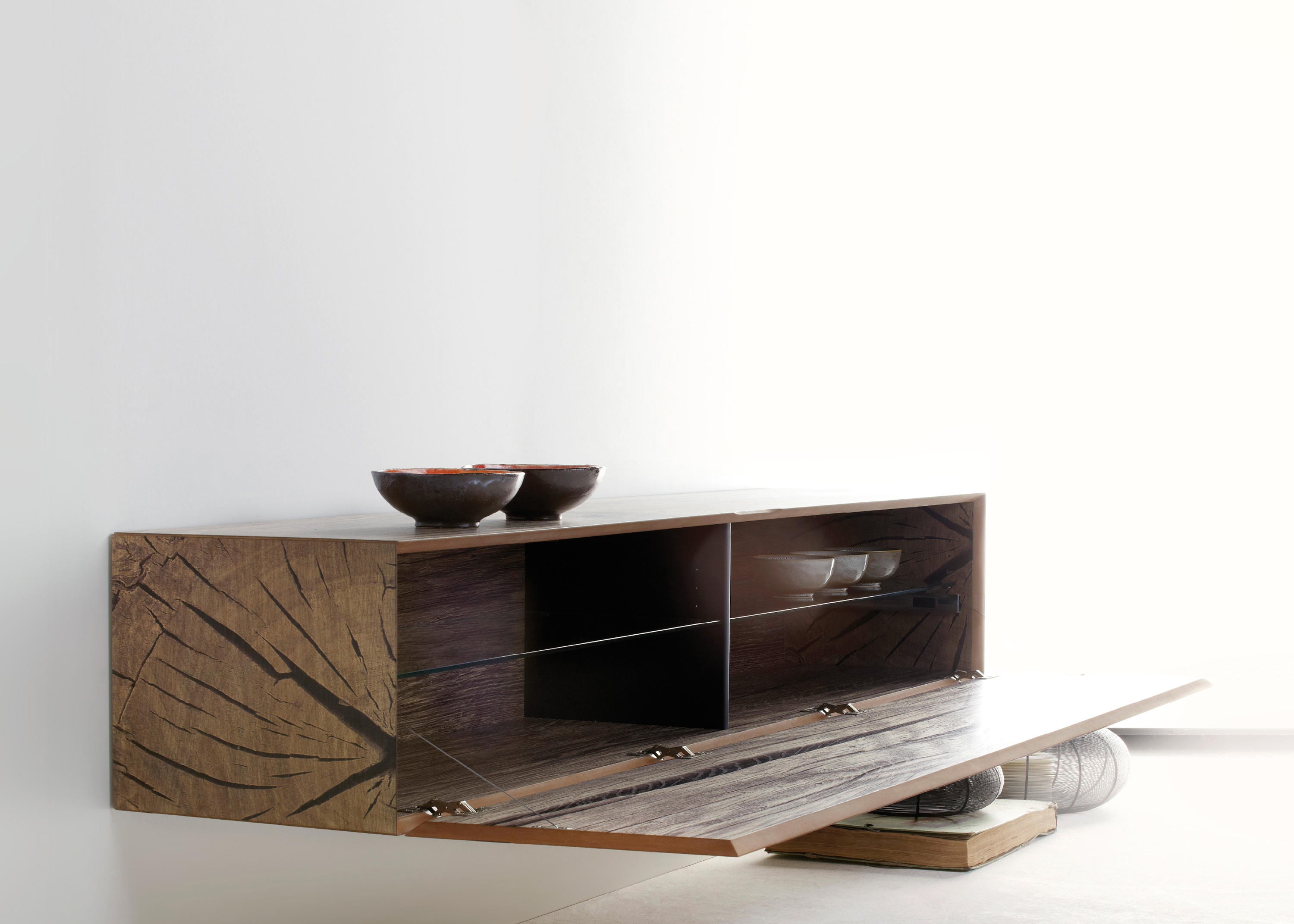 sideboard h ngend holz. Black Bedroom Furniture Sets. Home Design Ideas