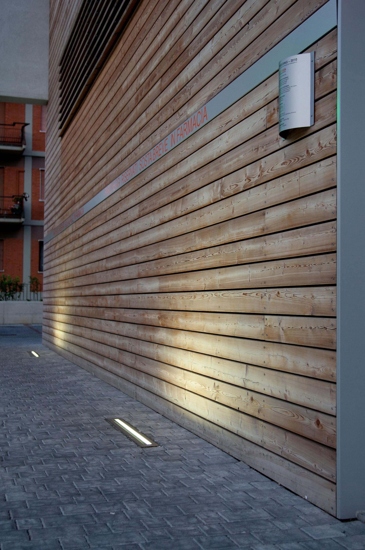 Tetra Incasso 360 6 Led Outdoor Recessed Floor Lights