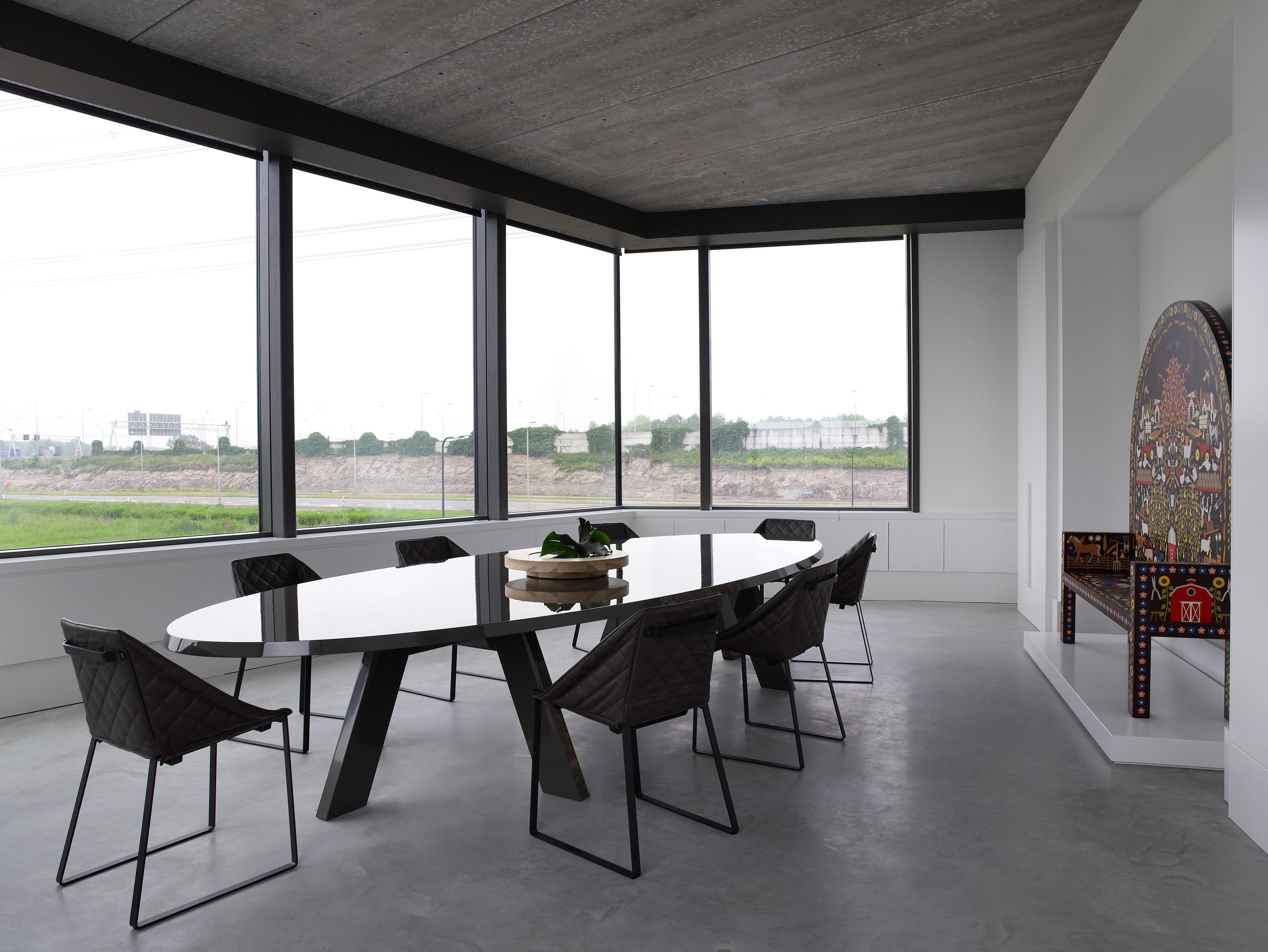 Building Dining Table Ids Dining Tables From Piet Boon Architonic
