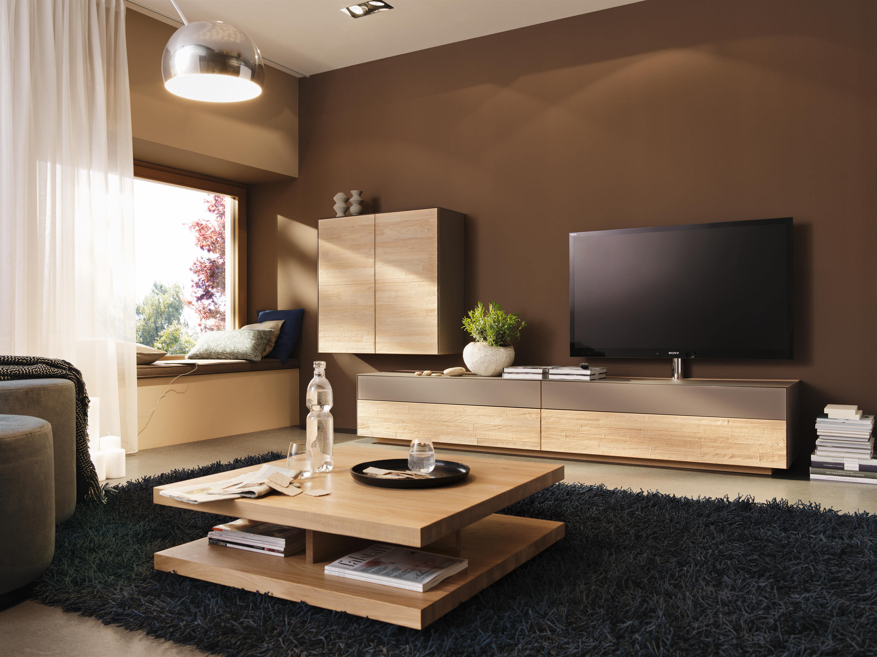 CUBUS PURE HOME ENTERTAINMENT Multimedia Sideboards Von TEAM 7
