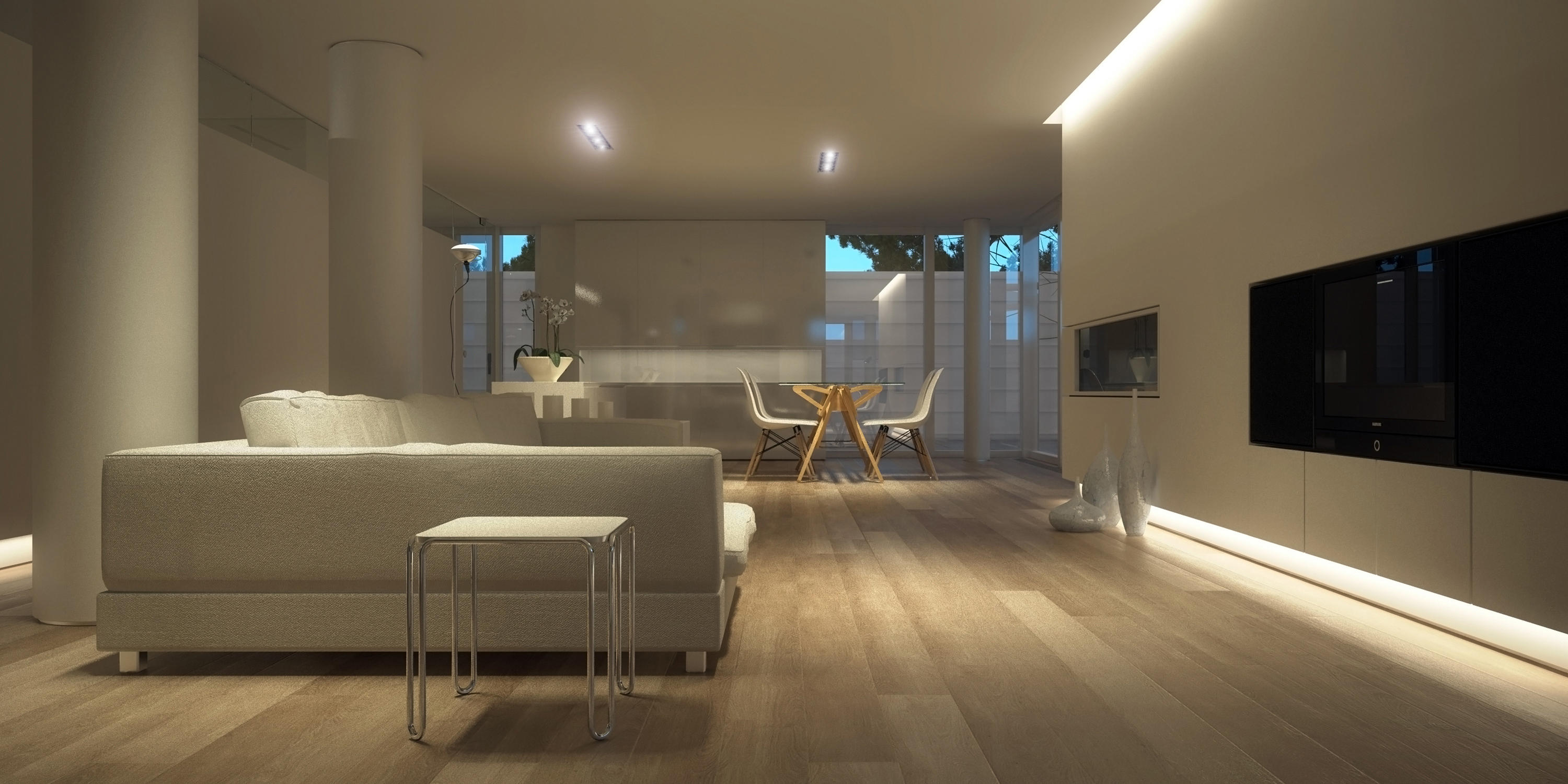 ALU CEILING - Ceiling lights from LEDsON   Architonic