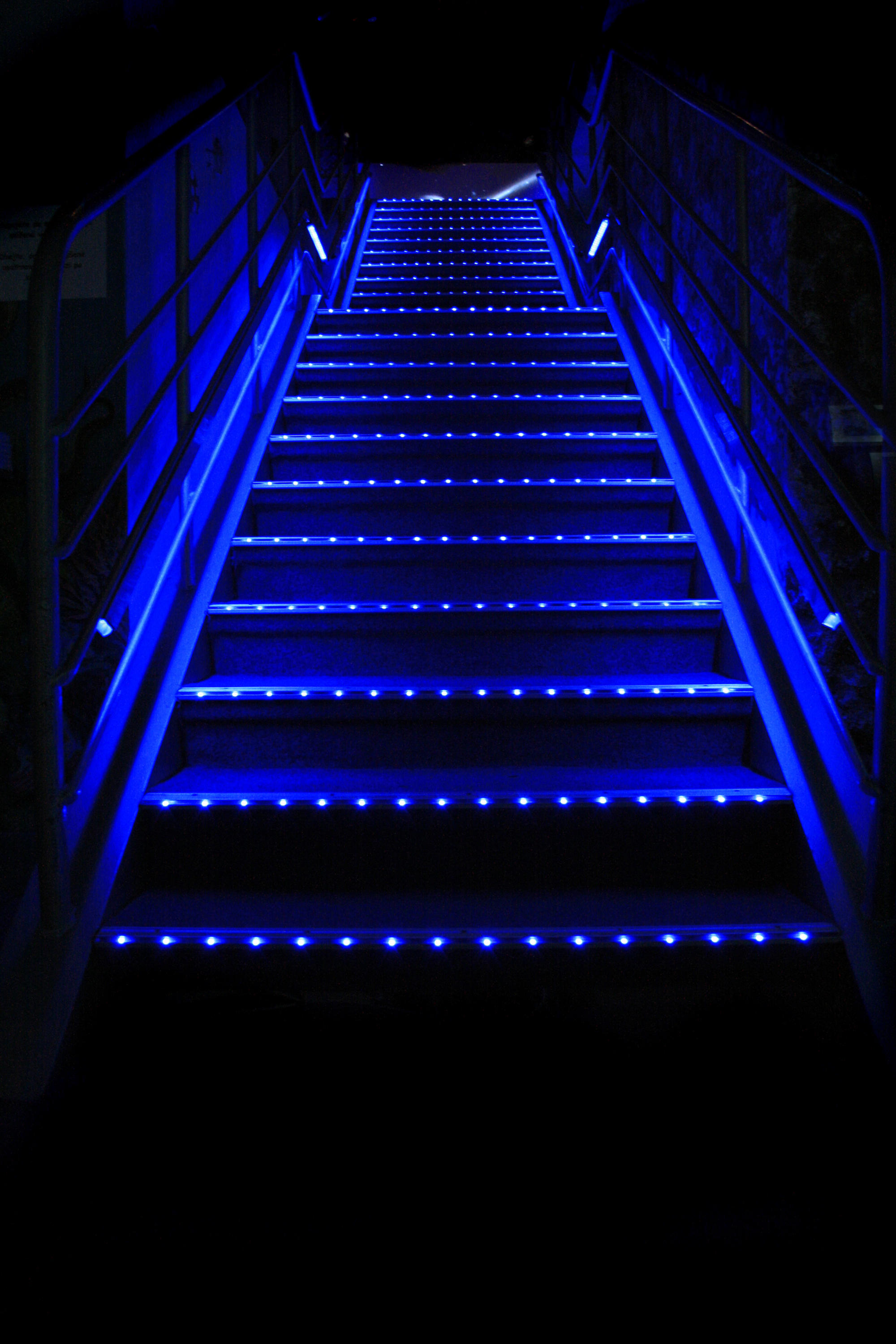 Alu Stair Floor Lights From Ledson Architonic