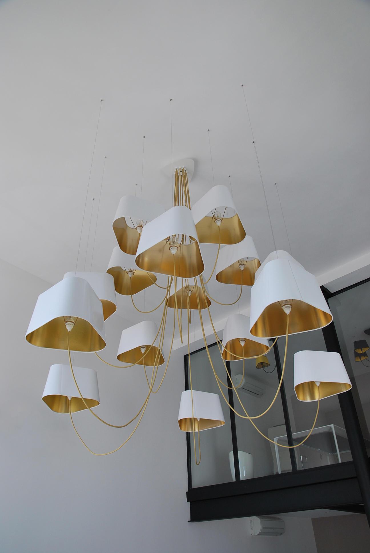 nuage lustre 6 petit - chandeliers de designheure   architonic