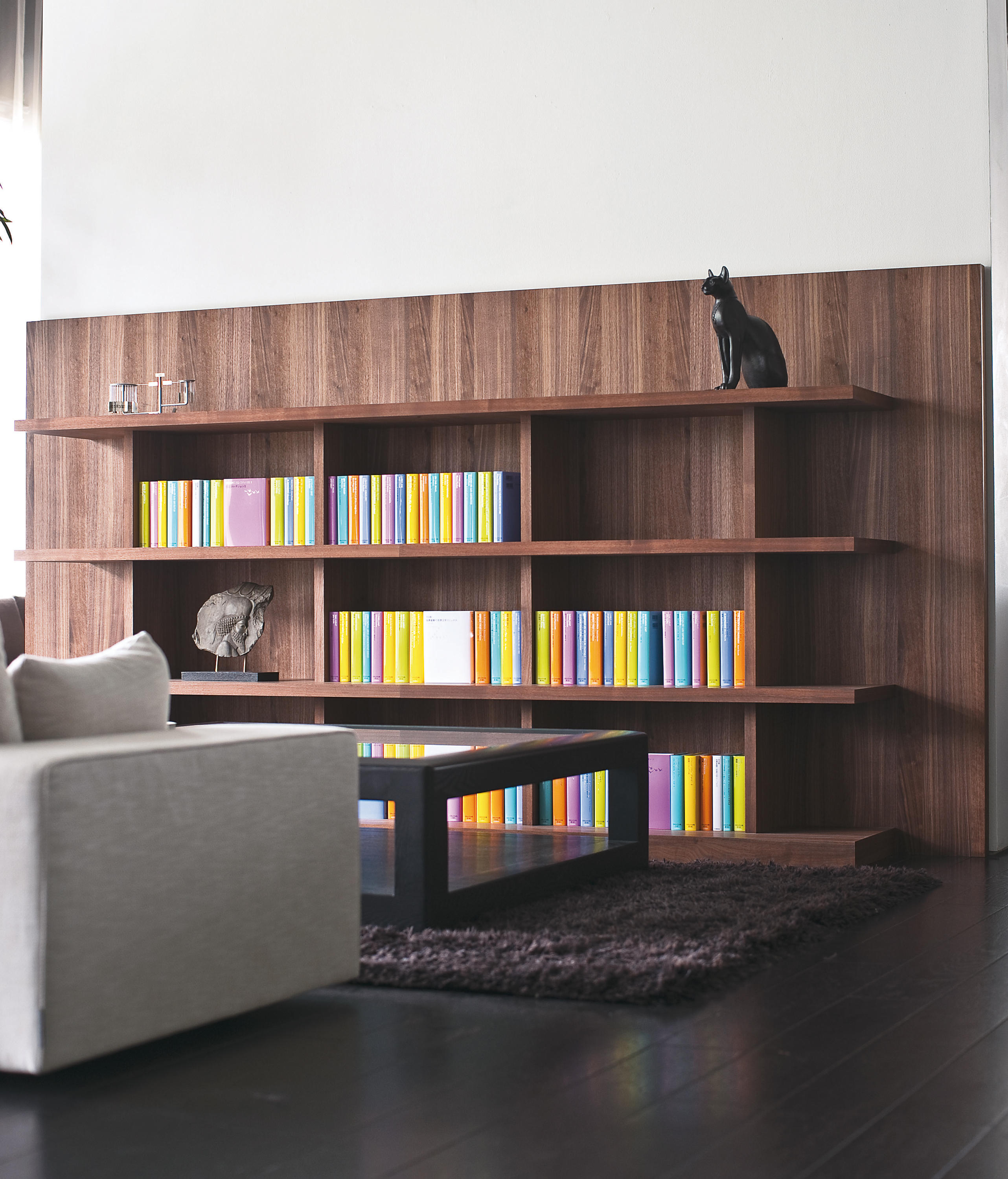 Book wall shelf low set variation office shelving systems from book wall shelf low set variation by time amipublicfo Image collections