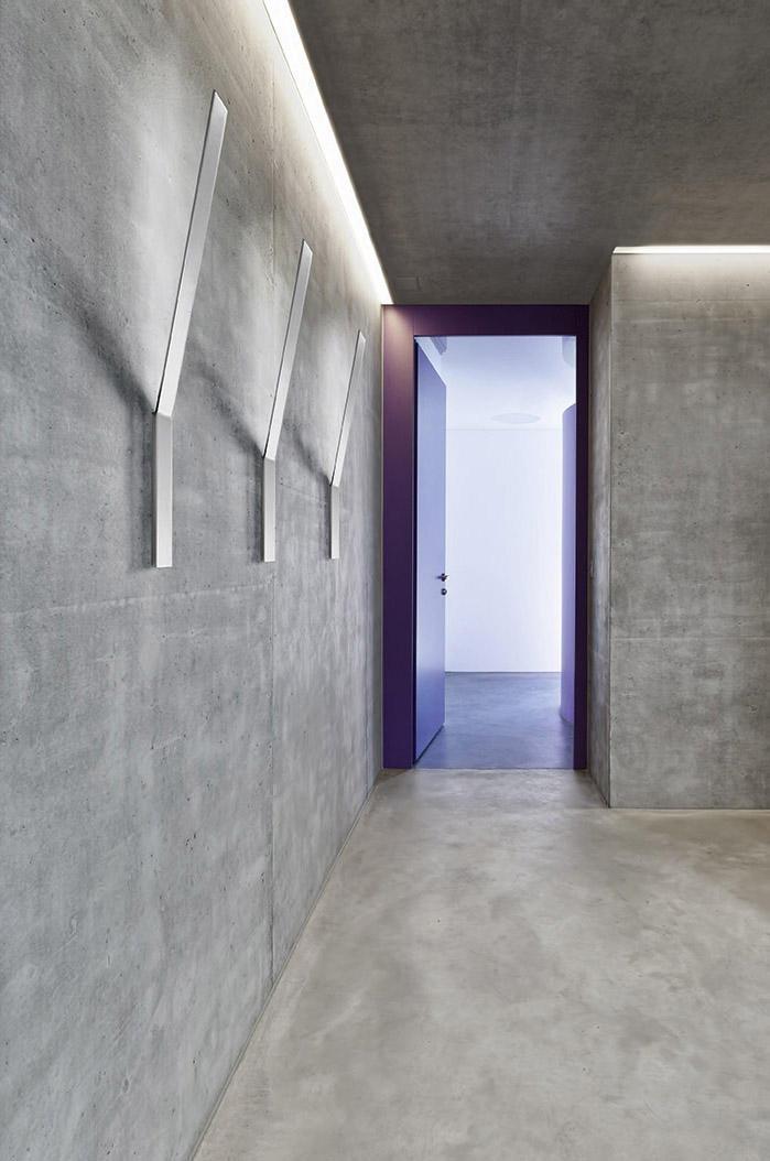 ypsilon wall lights from panzeri architonic. Black Bedroom Furniture Sets. Home Design Ideas