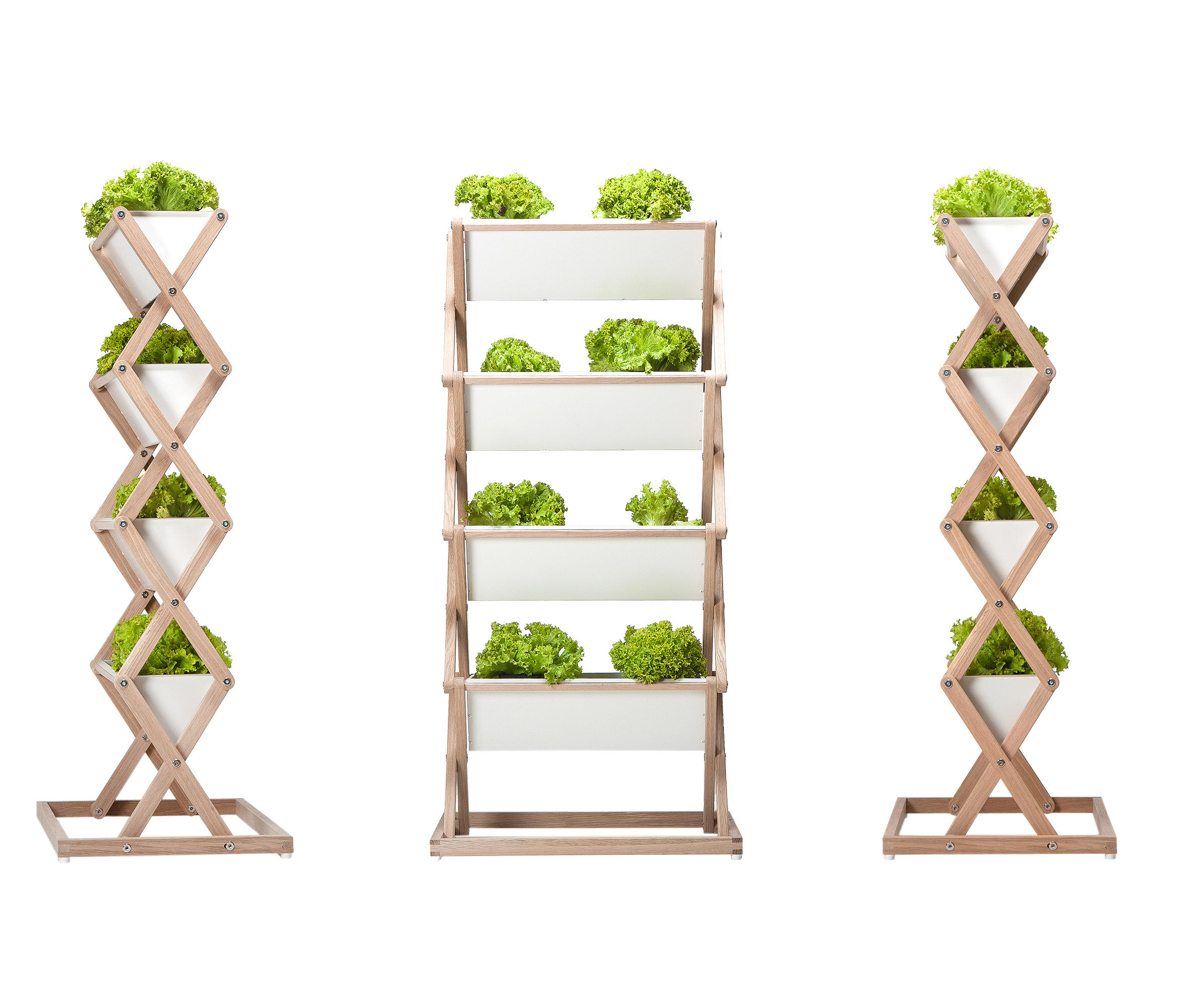 vertical garden 1.20 - shelves from urbanature | architonic, Gartenarbeit ideen