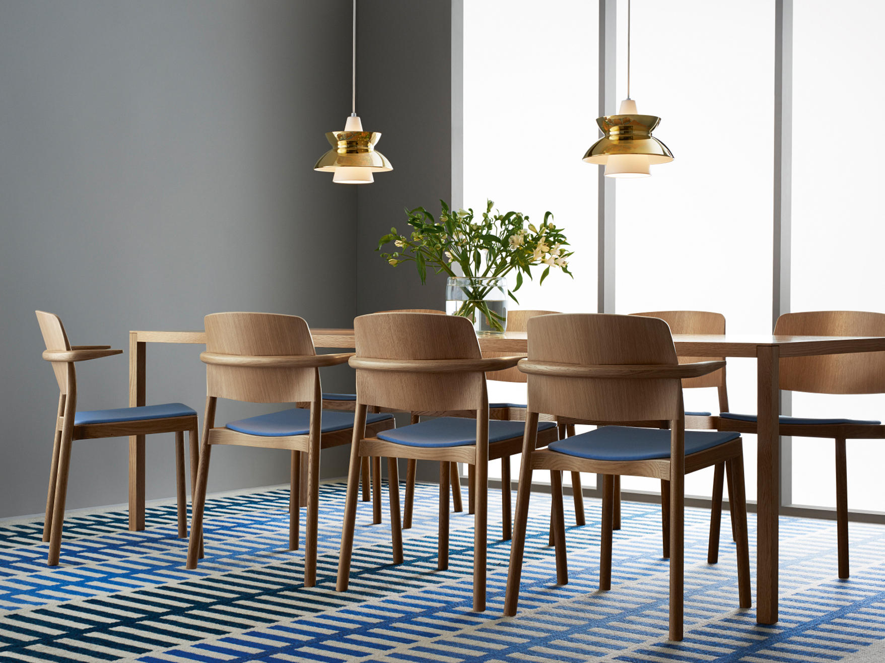 GRACE CHAIR Restaurant chairs from Swedese Architonic