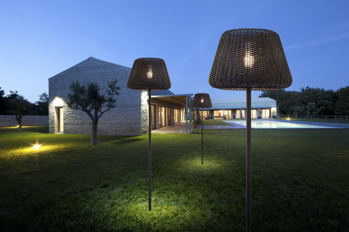 Ralph Table Lights From Panzeri Architonic