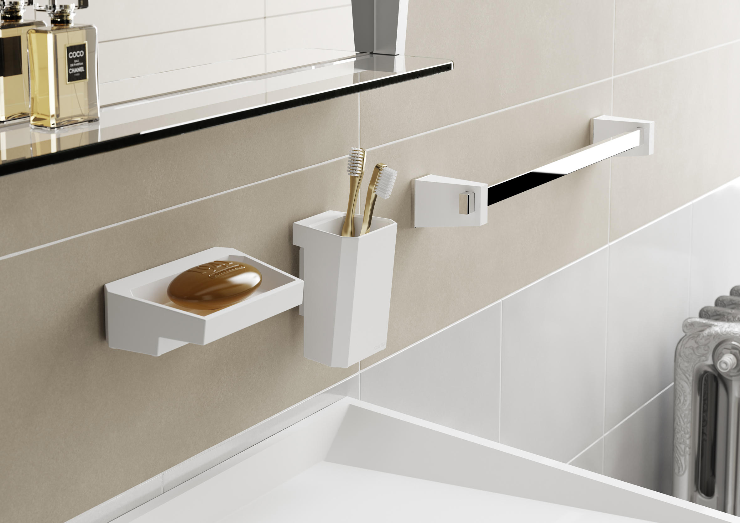 S4 ROBE HOOK - Towel rails from SONIA | Architonic