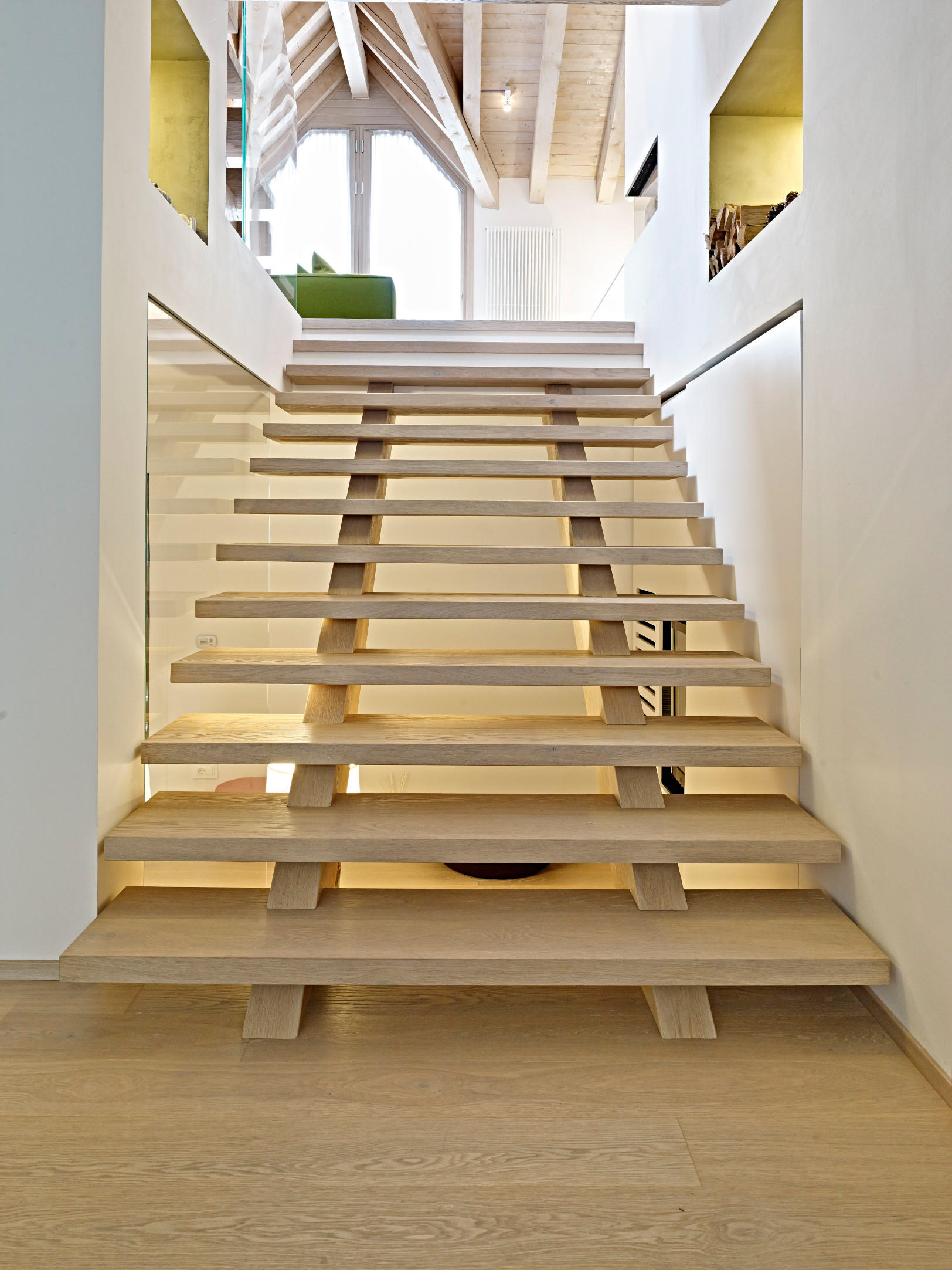 Stairs Maple Basic Wood Stairs From Admonter