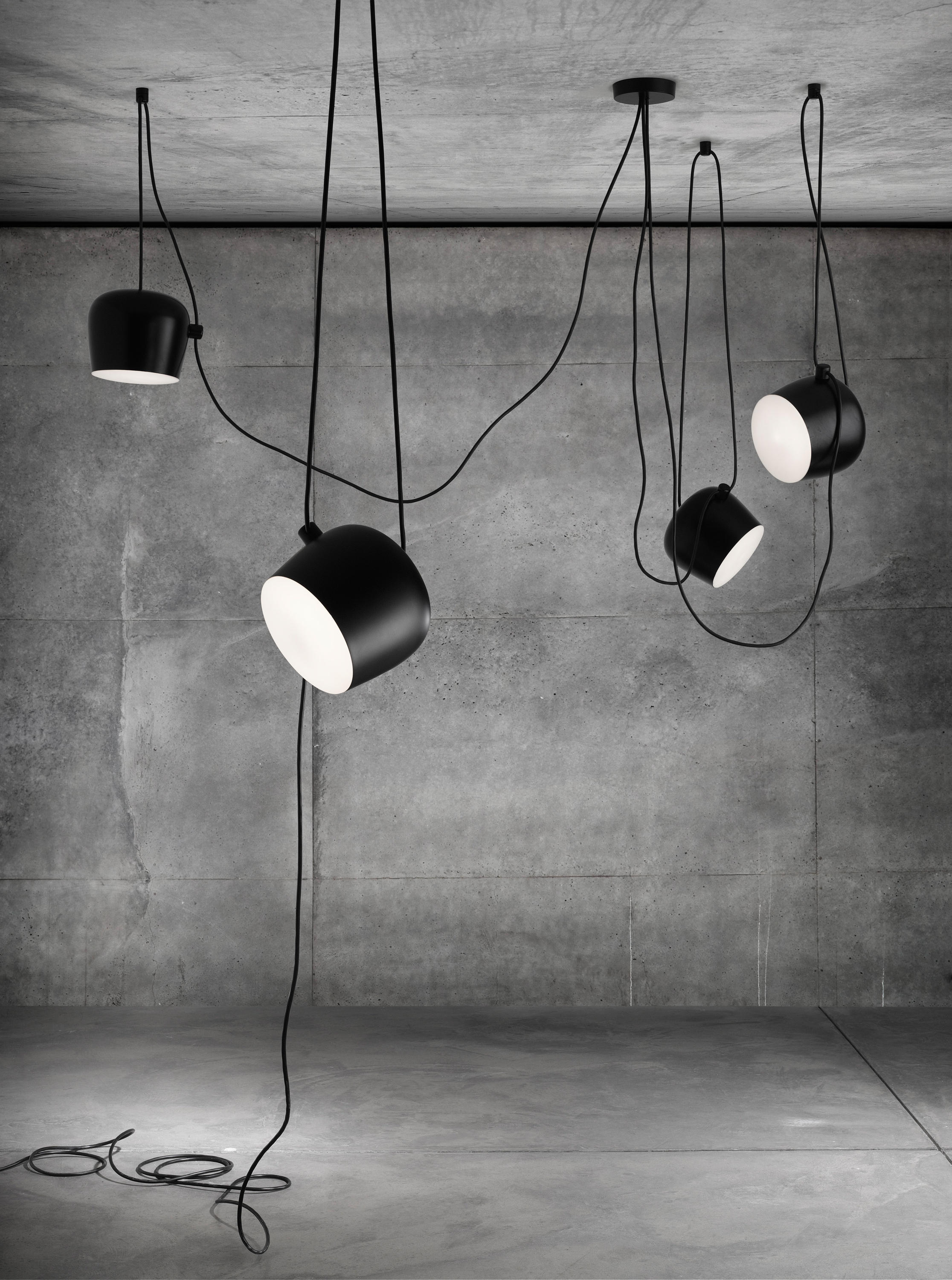 Aim Suspended Lights From Flos Architonic