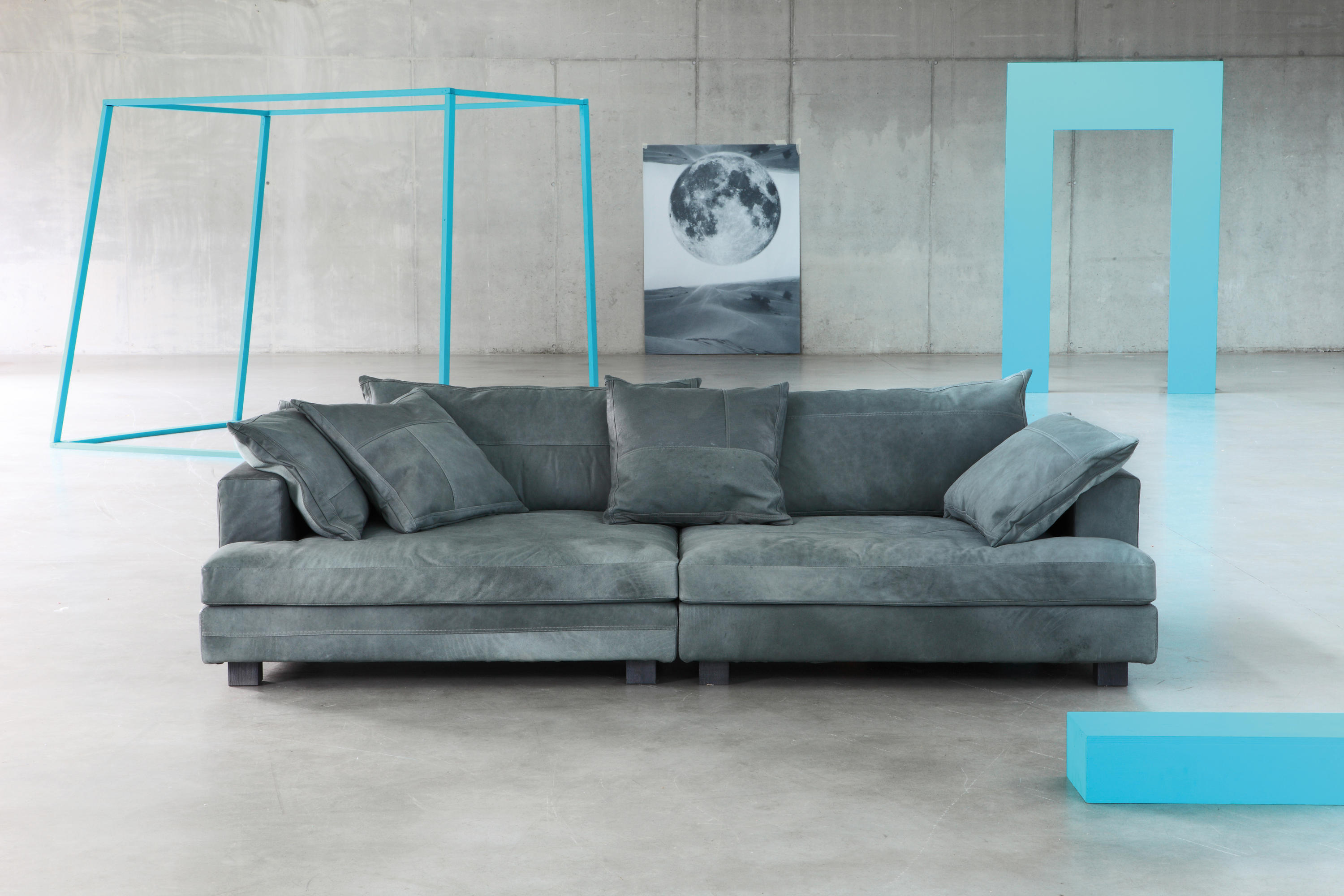Cloud atlas sofas from diesel with moroso architonic - Divano diesel moroso ...