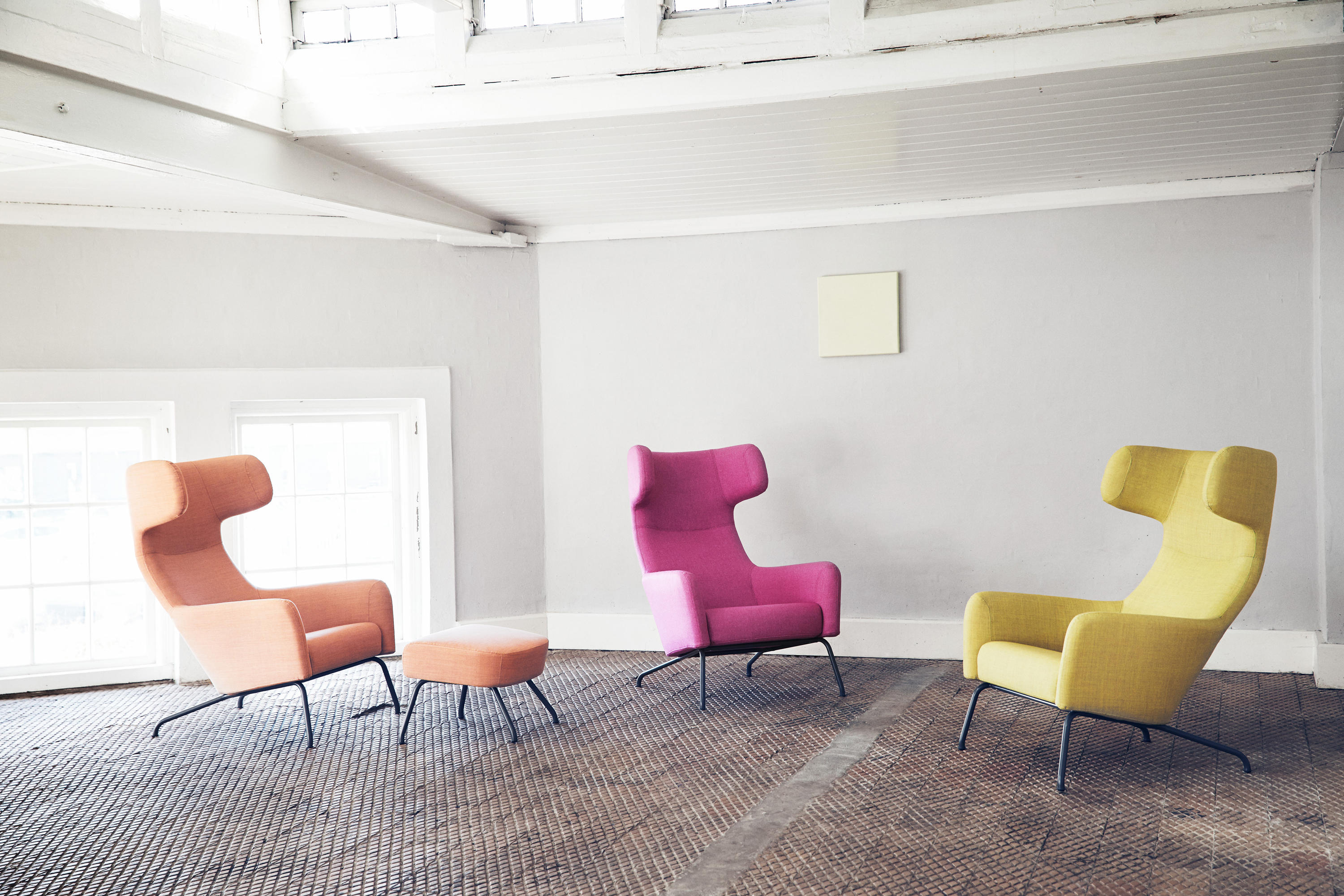 Havana Swivel Low Chair Armchairs From Softline As Architonic