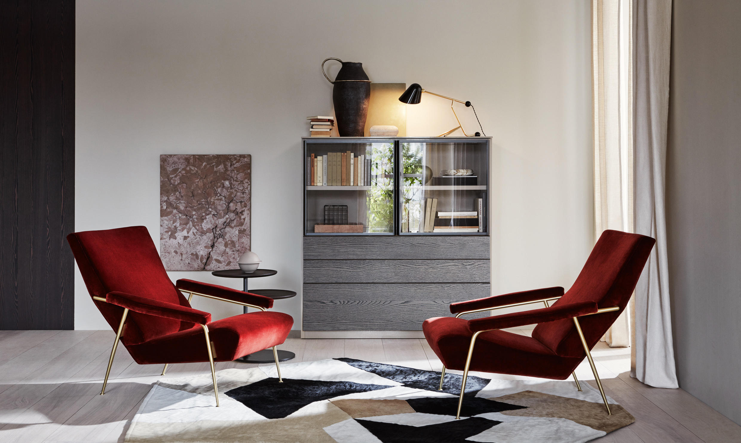 D 153 1 Armchair Armchairs From Molteni Amp C Architonic