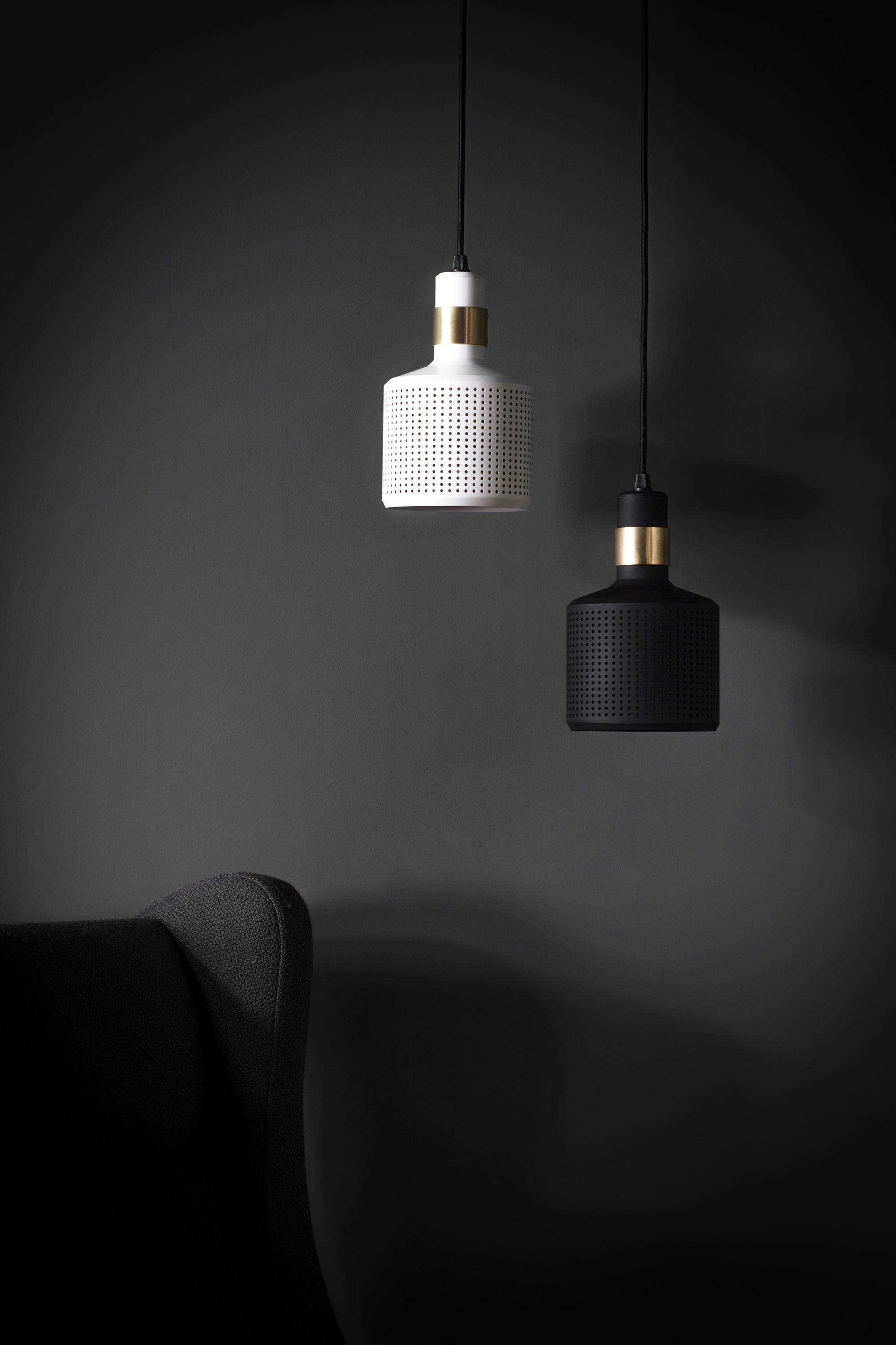 Riddle Pendant Lamp Suspended Lights From Bert Frank