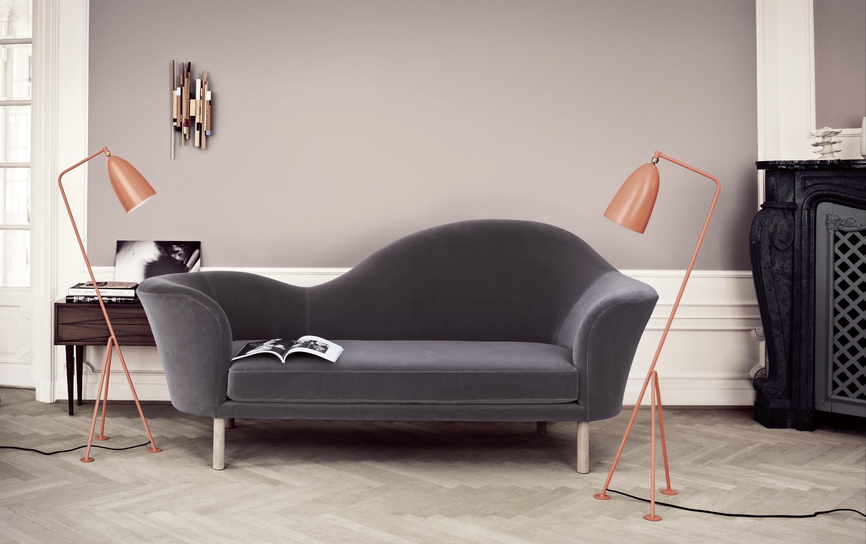 Grand Piano Sofa Sofas From Gubi Architonic
