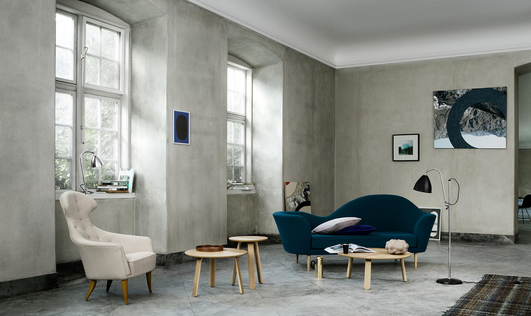 Grand Piano Sofa Sofas From Gubi Architonic