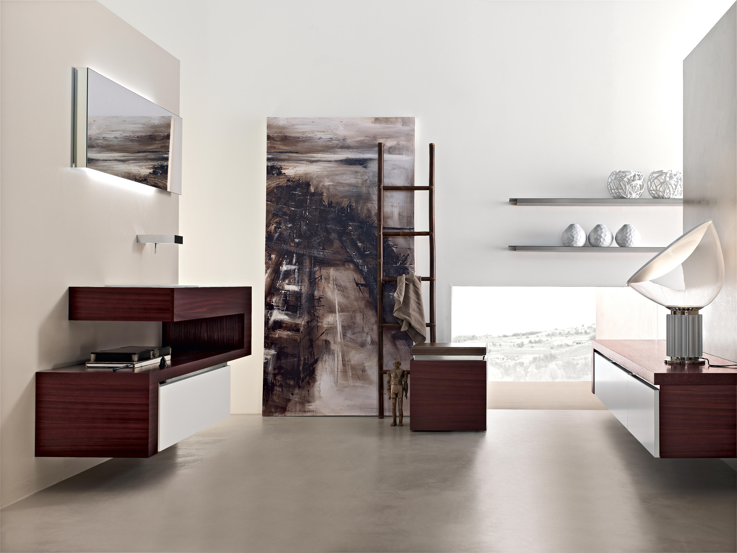 New Look Vanity Units From Toscoquattro Architonic