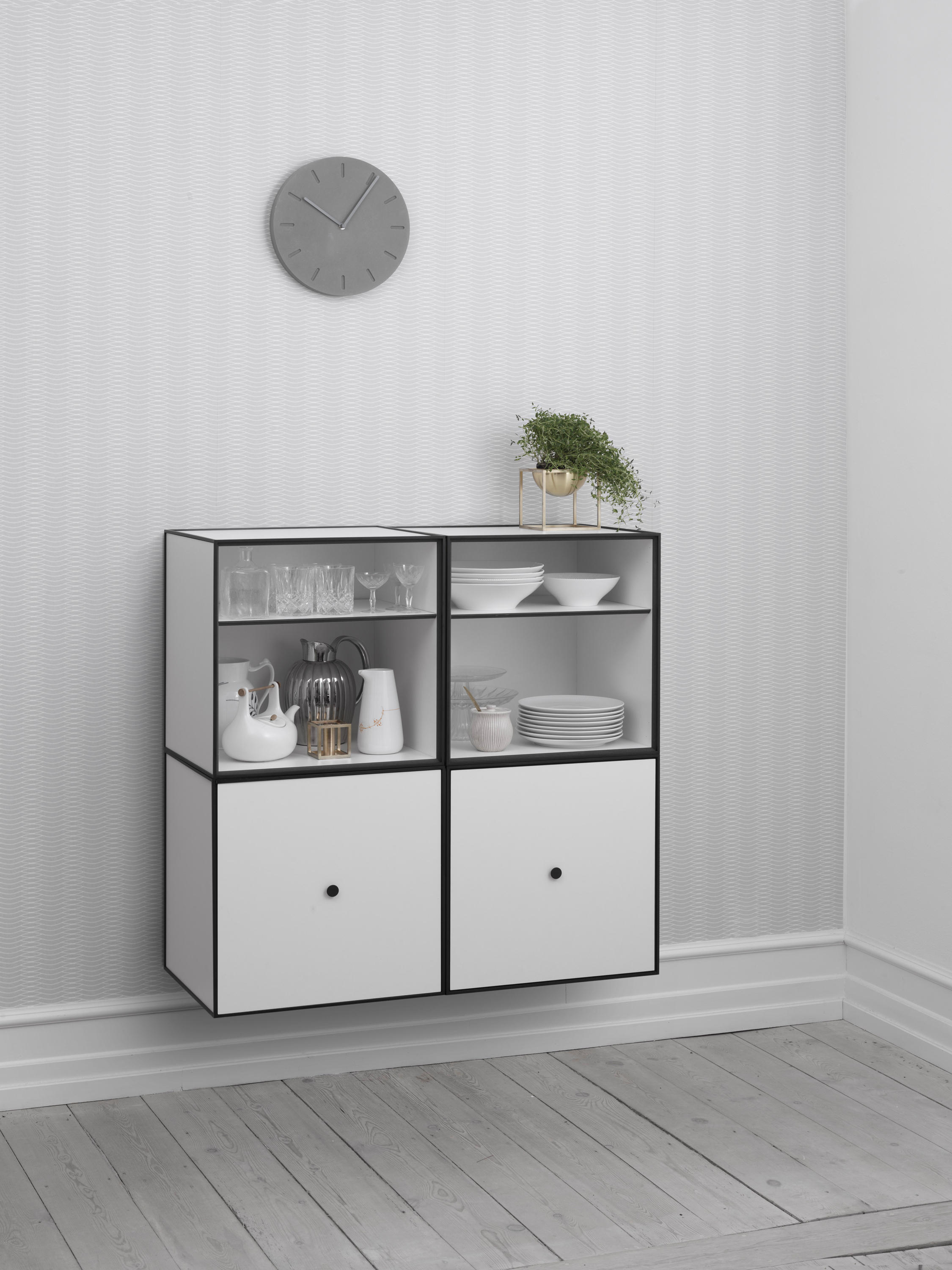 Frame 10 Storage Boxes From By Lassen Architonic