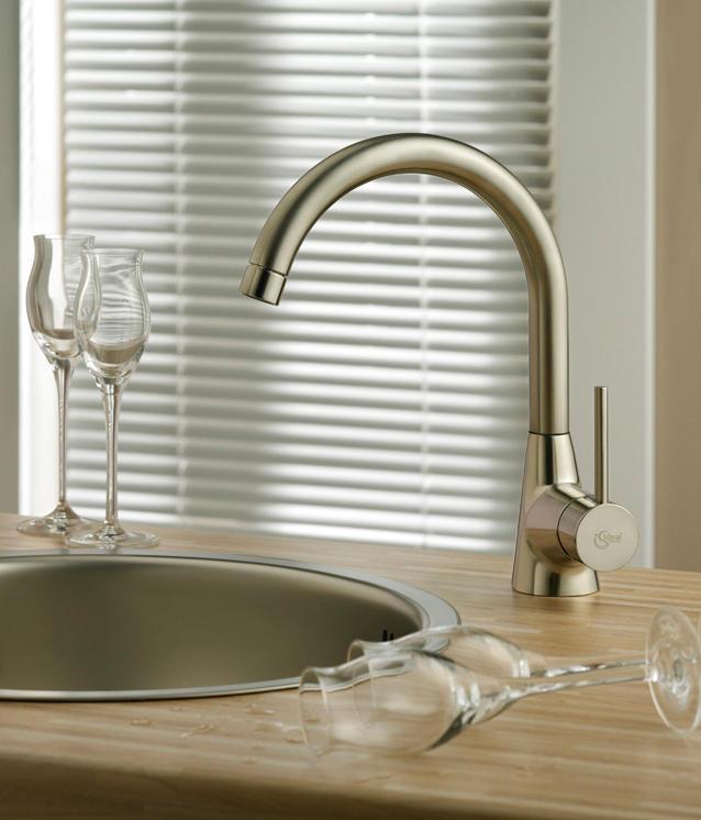 NORA KÜCHENARMATUR - Kitchen taps from Ideal Standard   Architonic