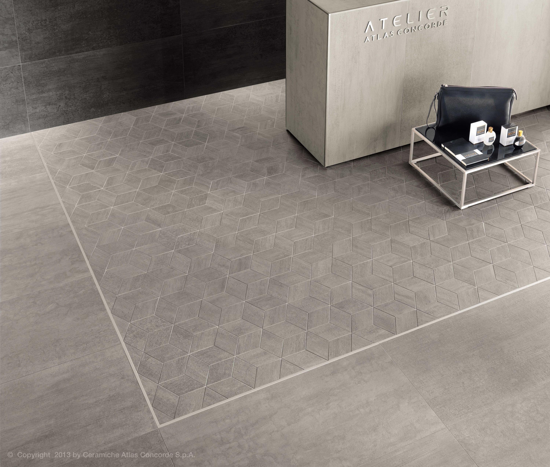 MARK CHROME - Ceramic Tiles From Atlas Concorde   Architonic