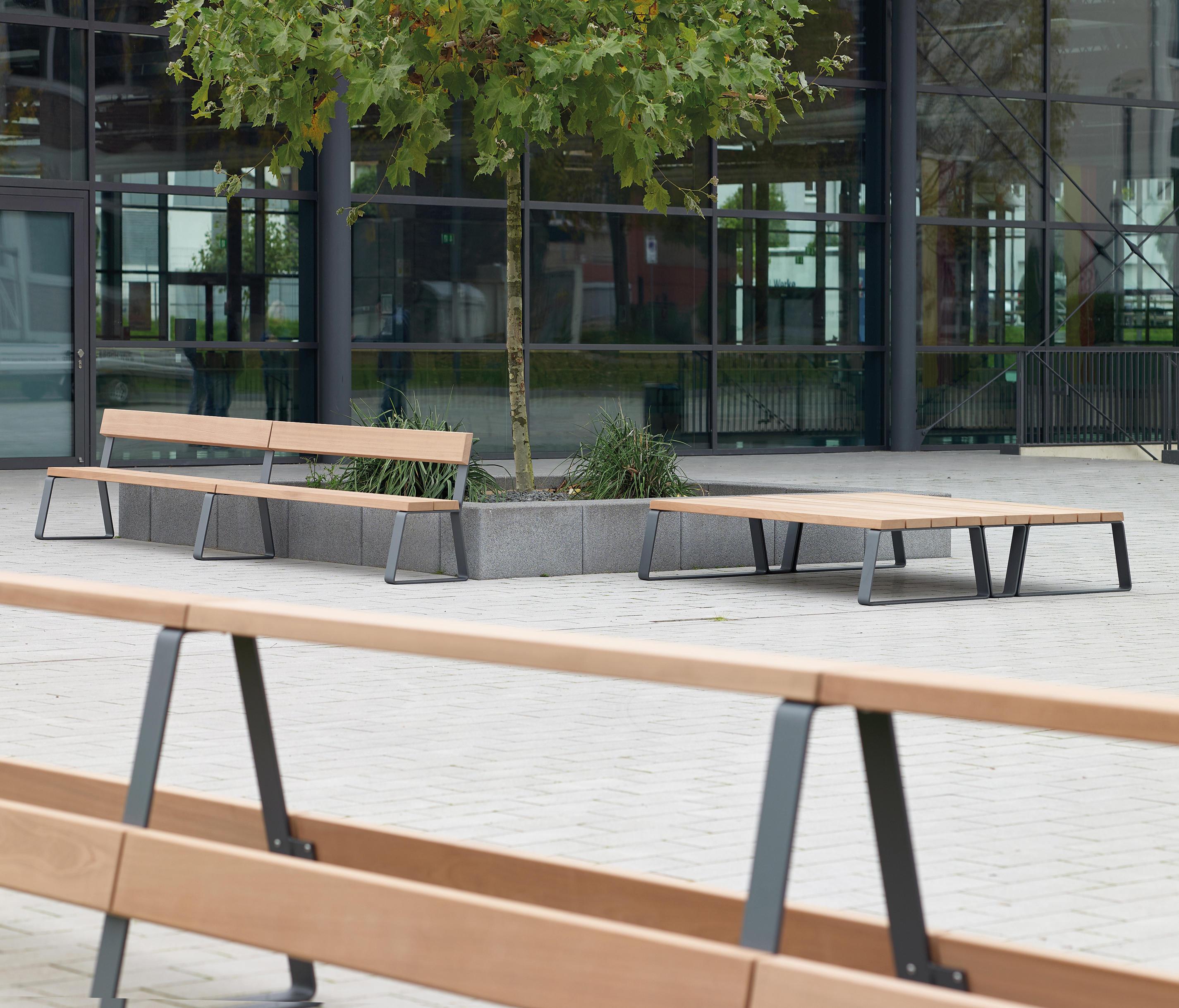 Campus Levis Bench By Westeifel Werke · Campus Levis Bench By Westeifel  Werke