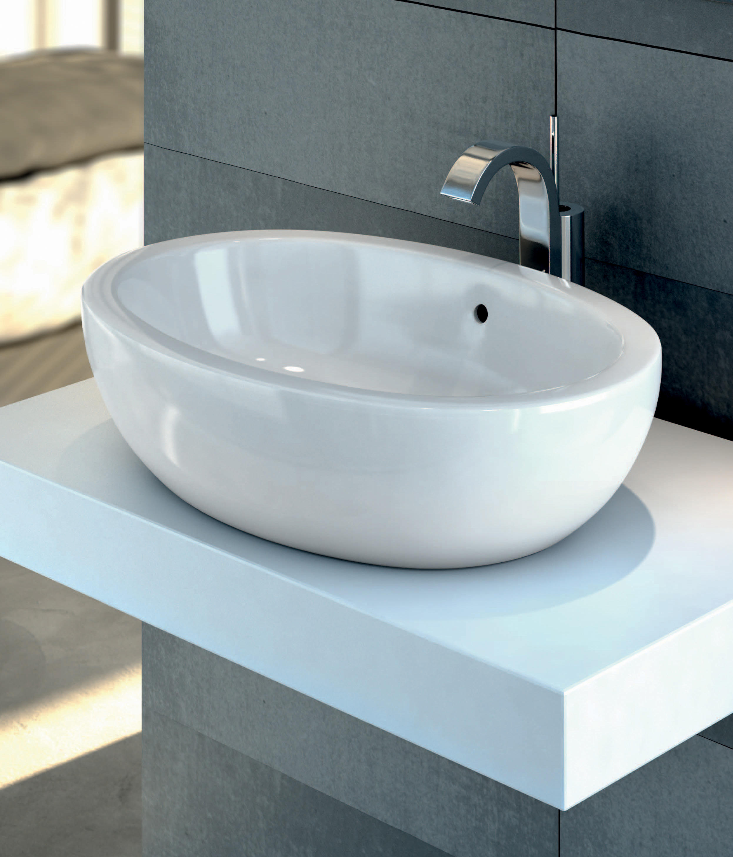 strada duo badewanne 1700 x 750mm built in bathtubs from. Black Bedroom Furniture Sets. Home Design Ideas
