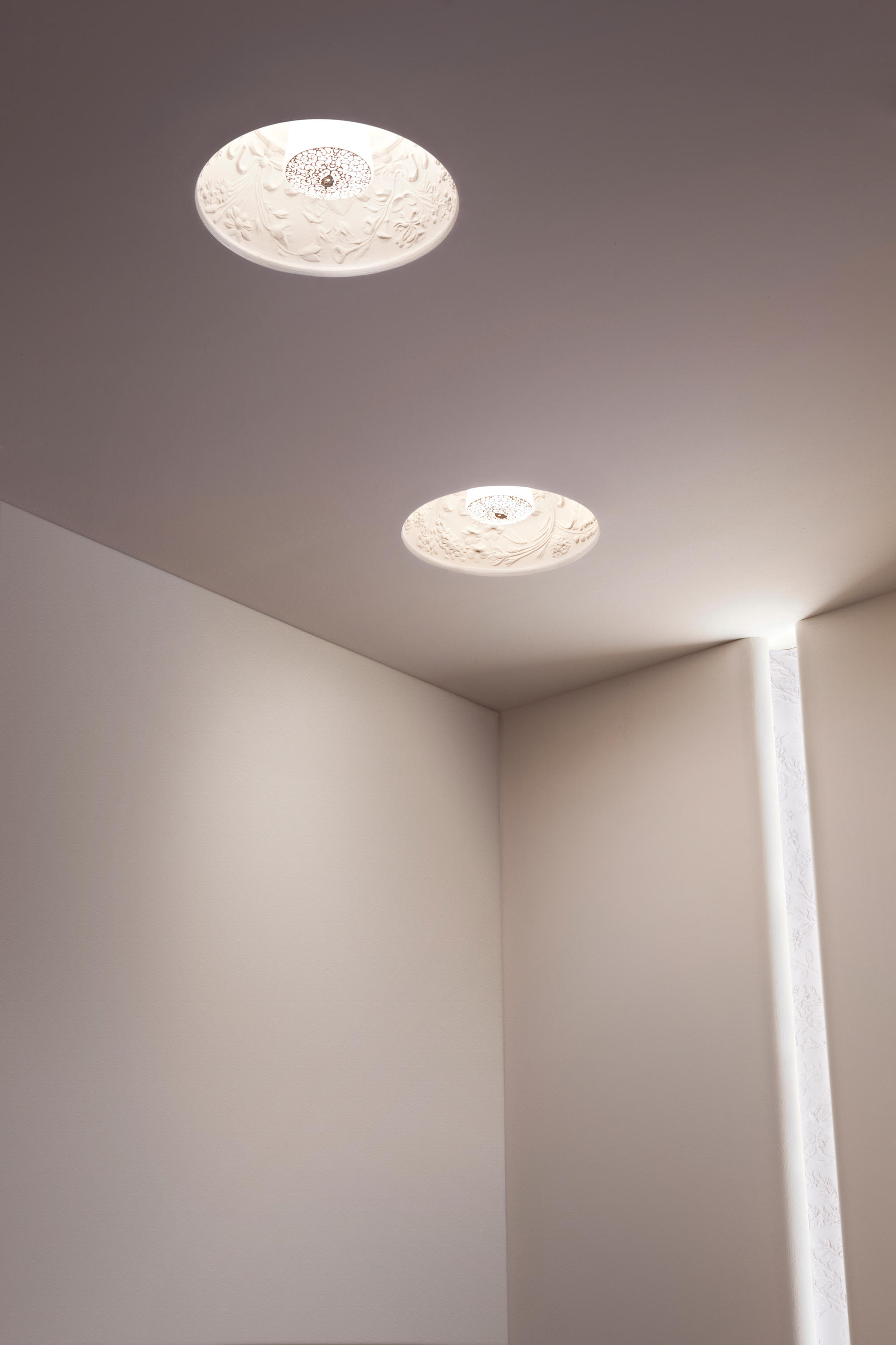 Skygarden Recessed General Lighting From Flos Architonic