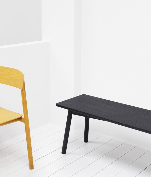 profile chair von stattmann neue moebel