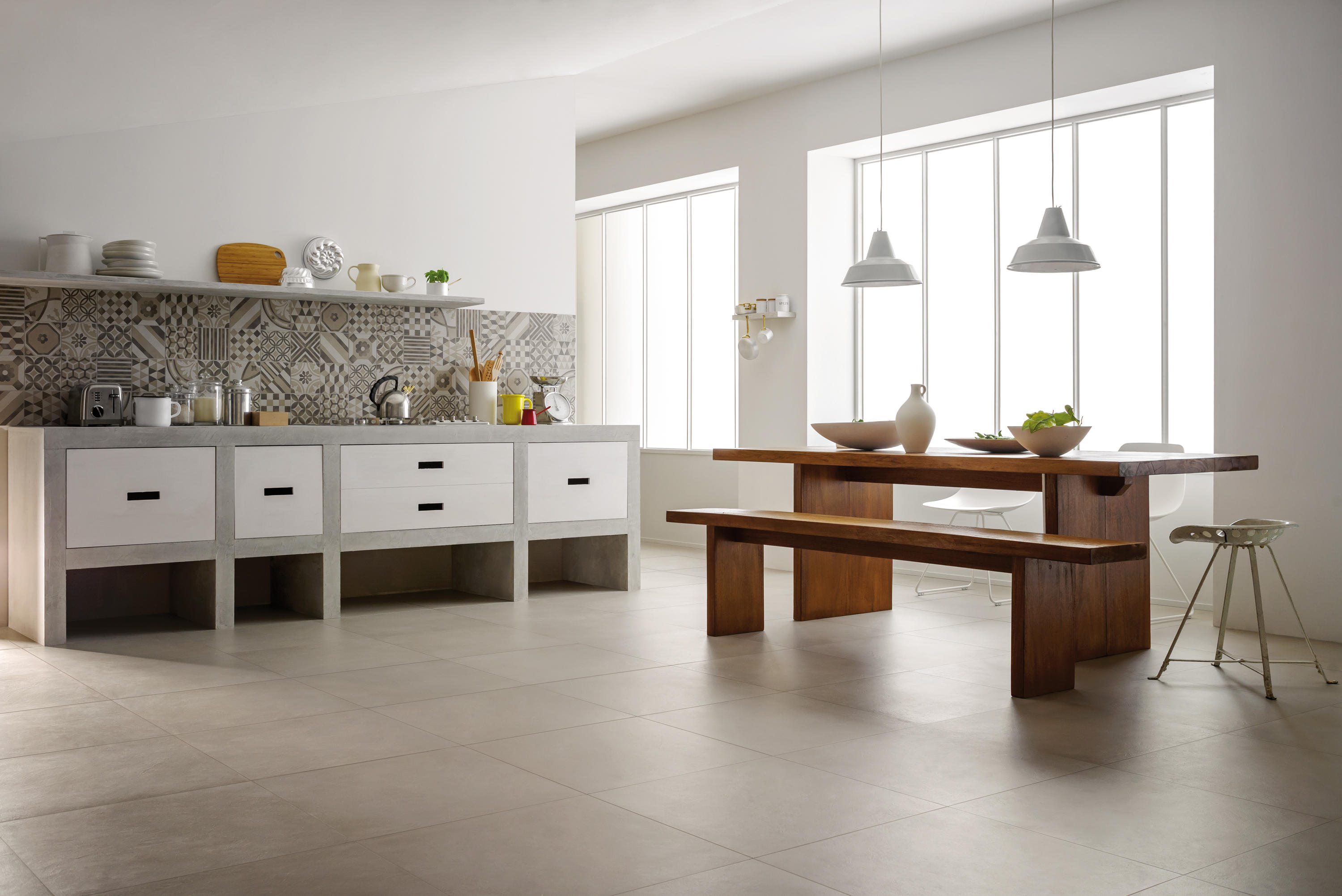 Block lux beige keramik fliesen von marazzi group architonic