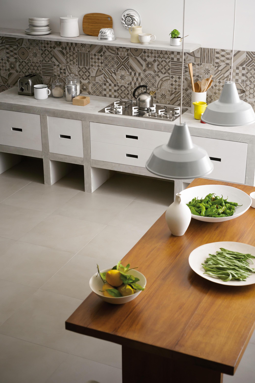 Block lux beige carrelage de marazzi group architonic for Carreau ceramique cuisine