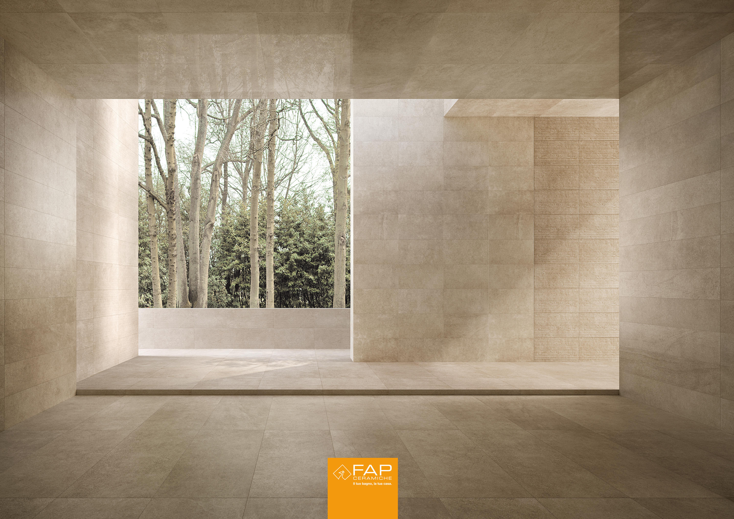 Desert white out flooring from fap ceramiche architonic