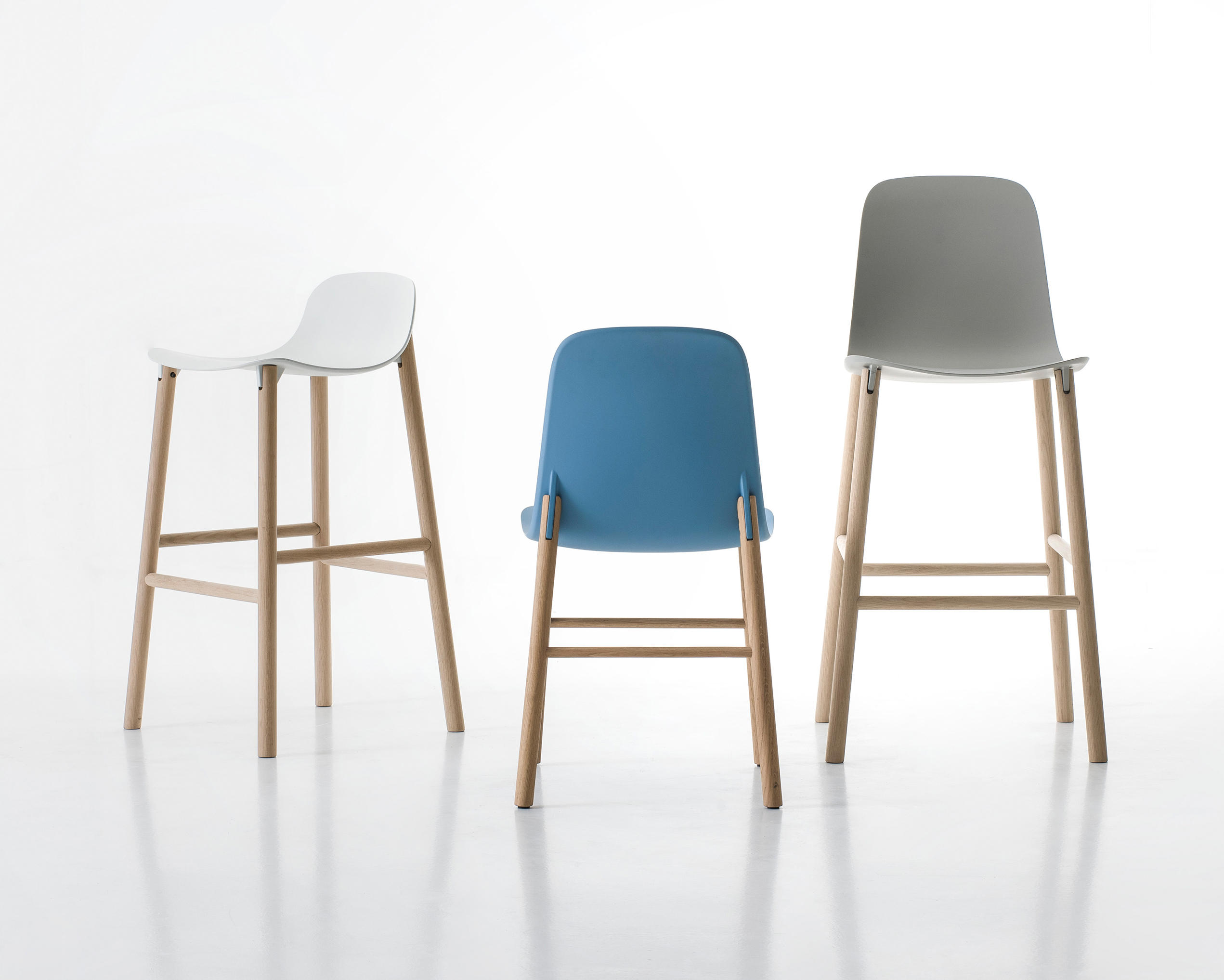 Sharky Alu Chair Chairs From Kristalia Architonic