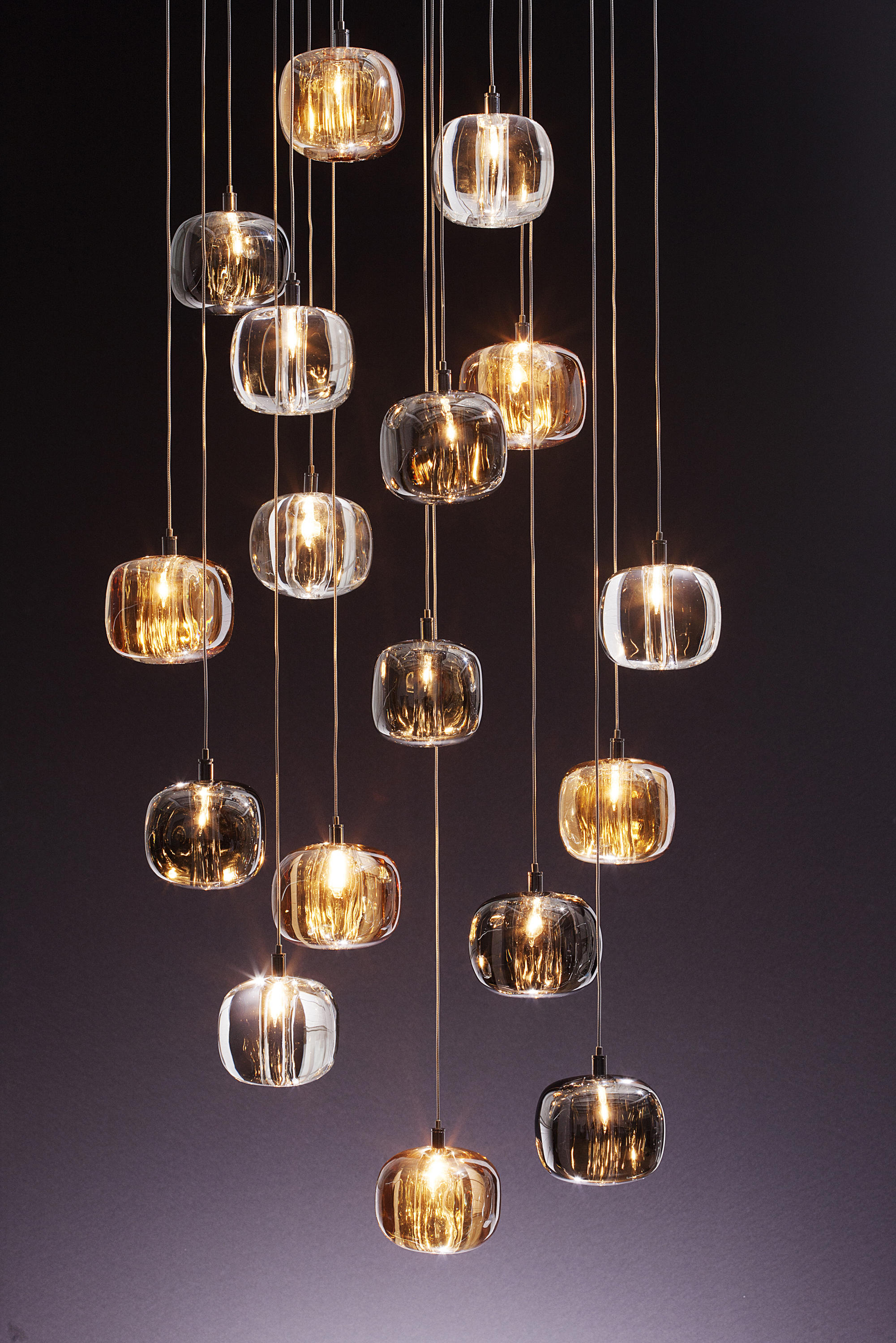 Cubie Suspended Lights From Viso Architonic