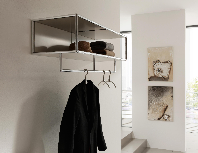 BOSSE WALL-MOUNTED WARDROBE - Wall mounted coat racks from Bosse ...