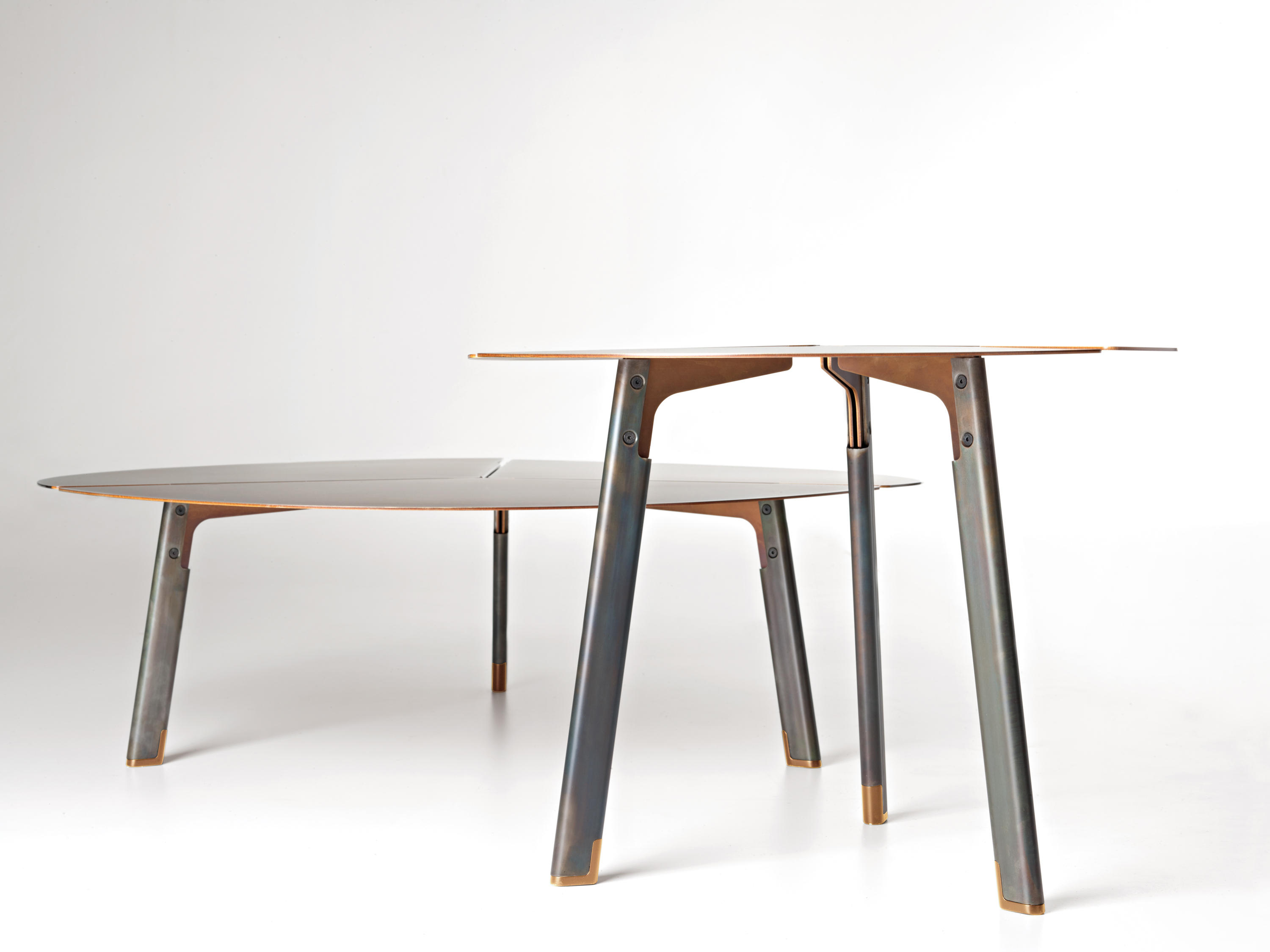 Placas Lounge Tables From De Castelli Architonic # Meuble Tv Separation De Piece