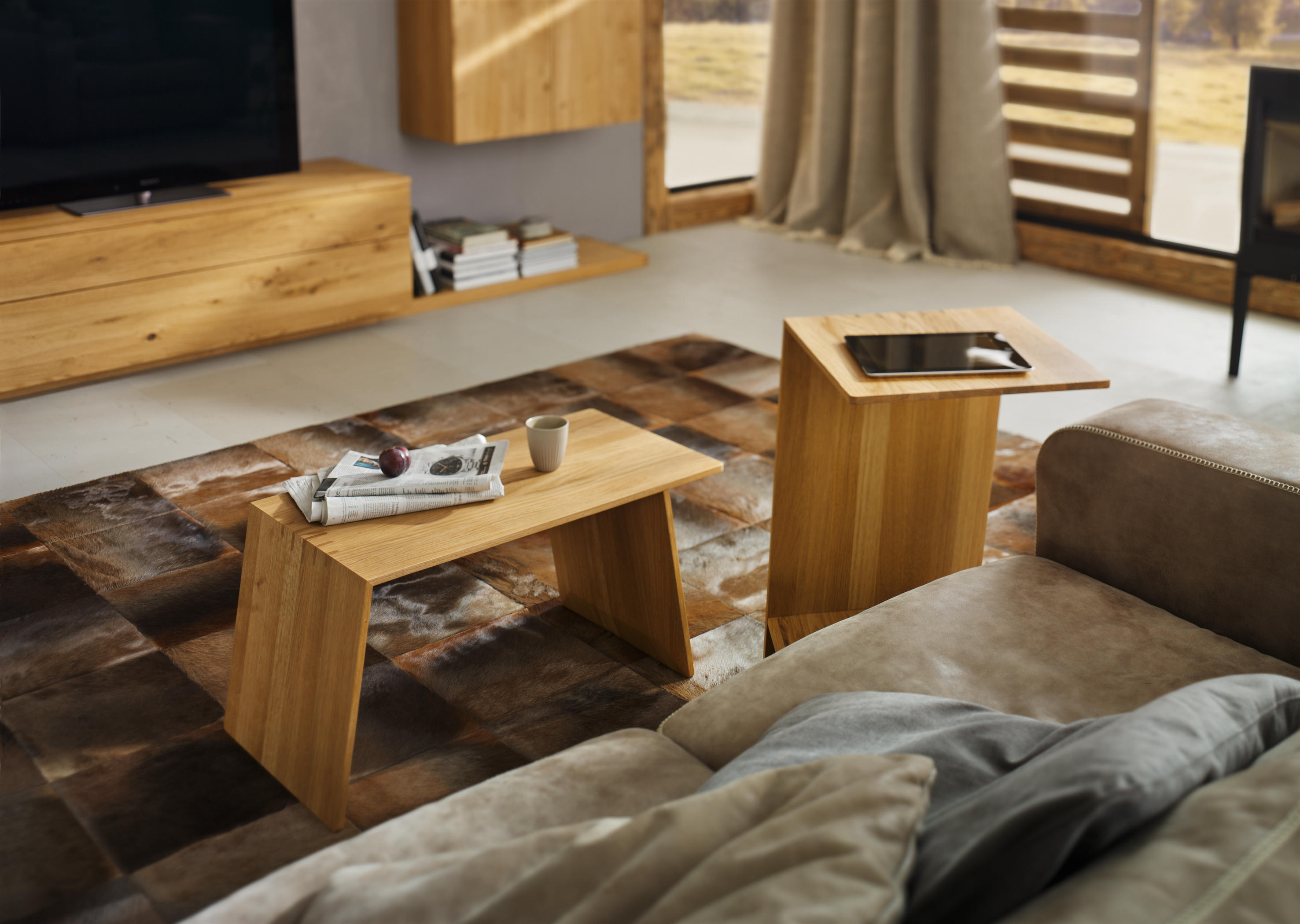 SIDEKICK SIDE TABLE - Side tables from TEAM 7 | Architonic
