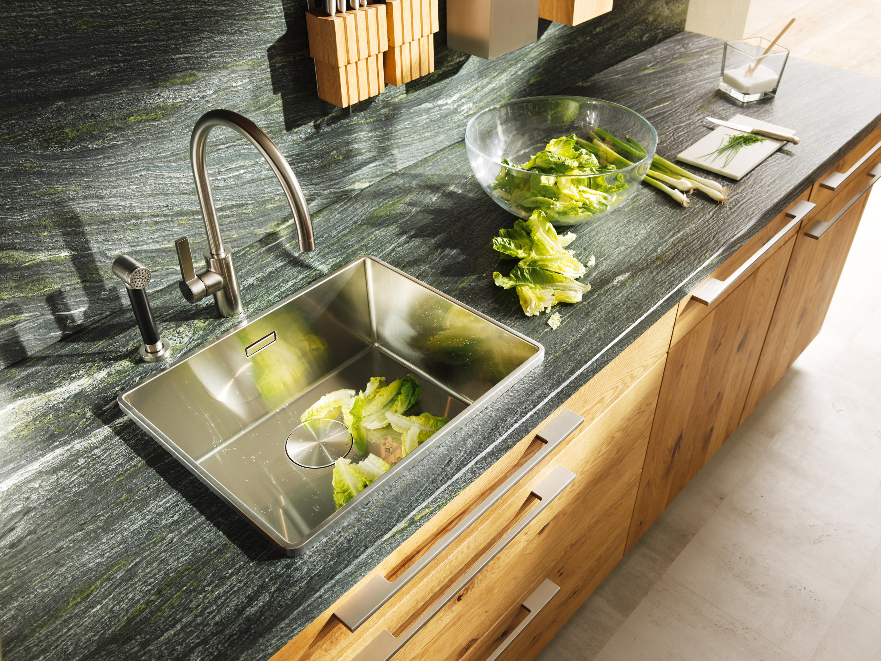 Ambient Images. Loft Kitchen ...