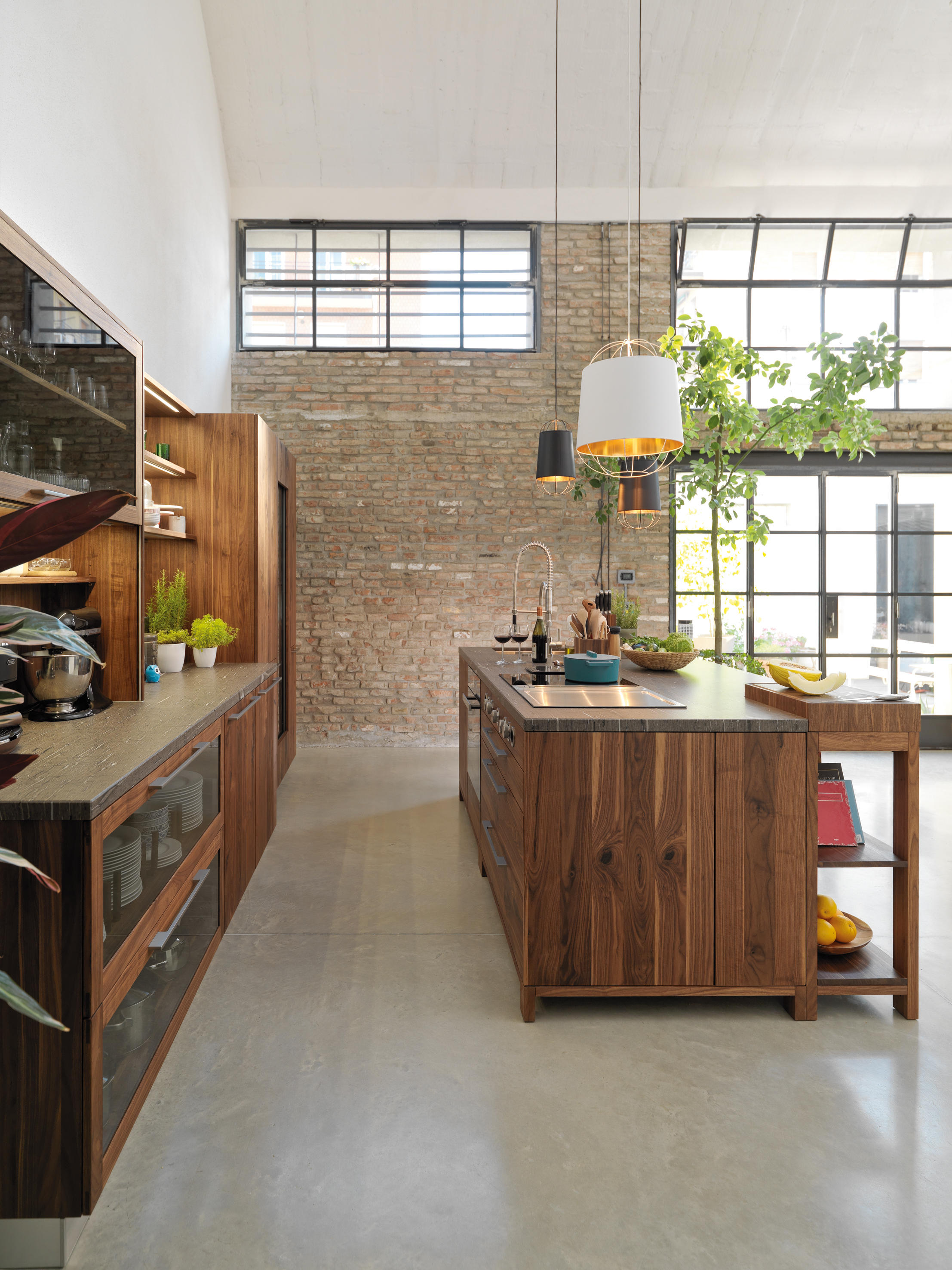 Loft Kitchen By TEAM 7 Loft Kitchen By TEAM 7 ...