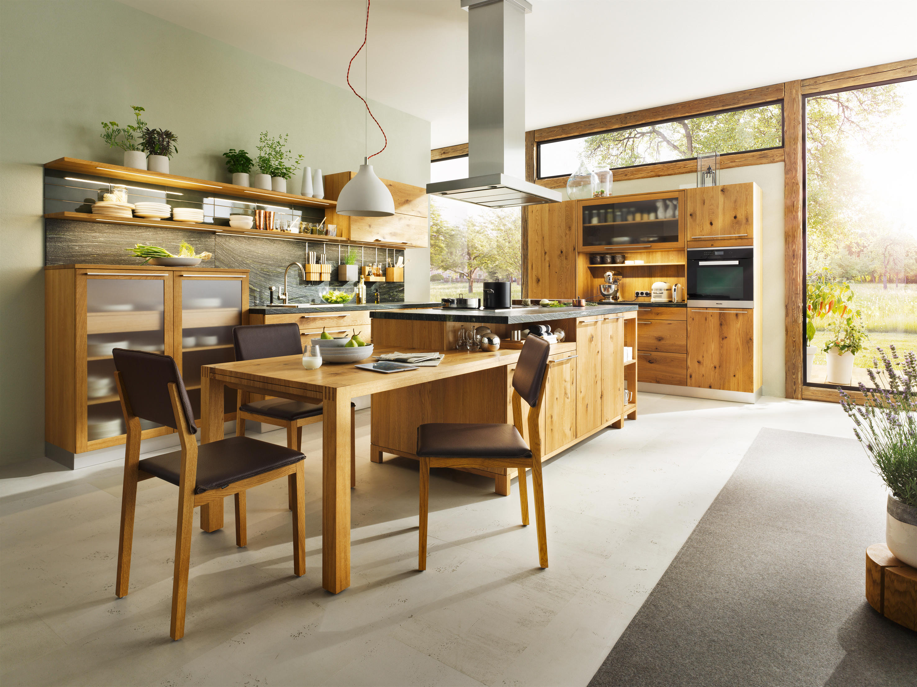 Küche team 7  LOFT KITCHEN - Fitted kitchens from TEAM 7 | Architonic