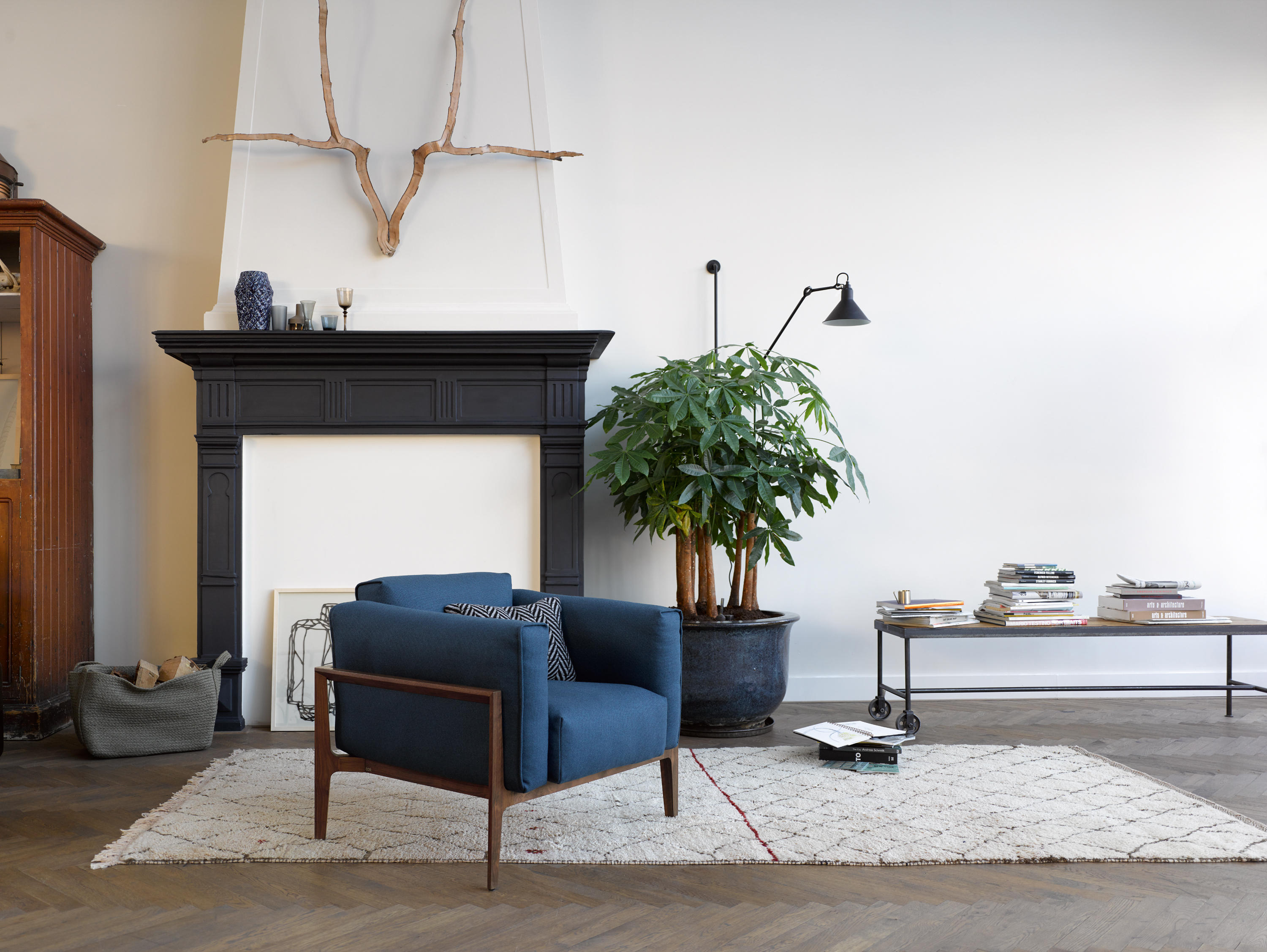 Elm Armchair Armchairs From Cor Architonic