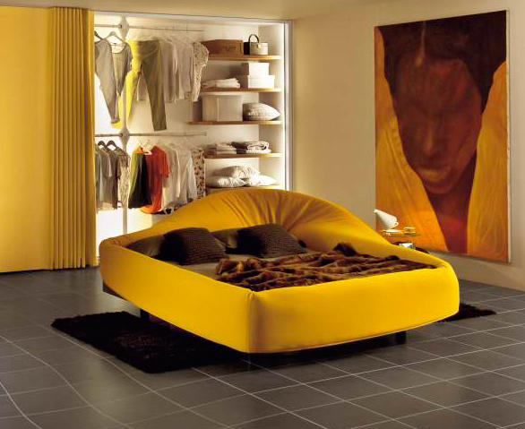 COLLETTO_BED - Double beds from LAGO  Architonic