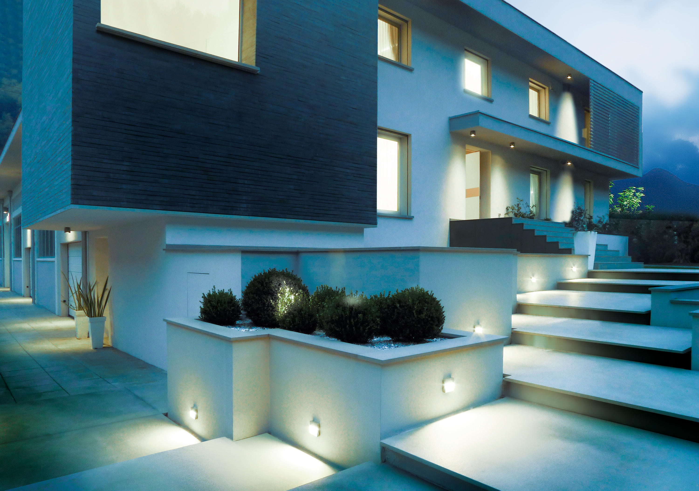 Skill Bollard Outdoor Floor Mounted Lights From Simes