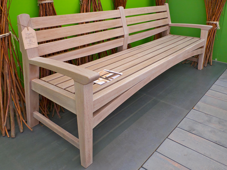 HARPO FULL BENCH Garden benches from Benchmark Furniture